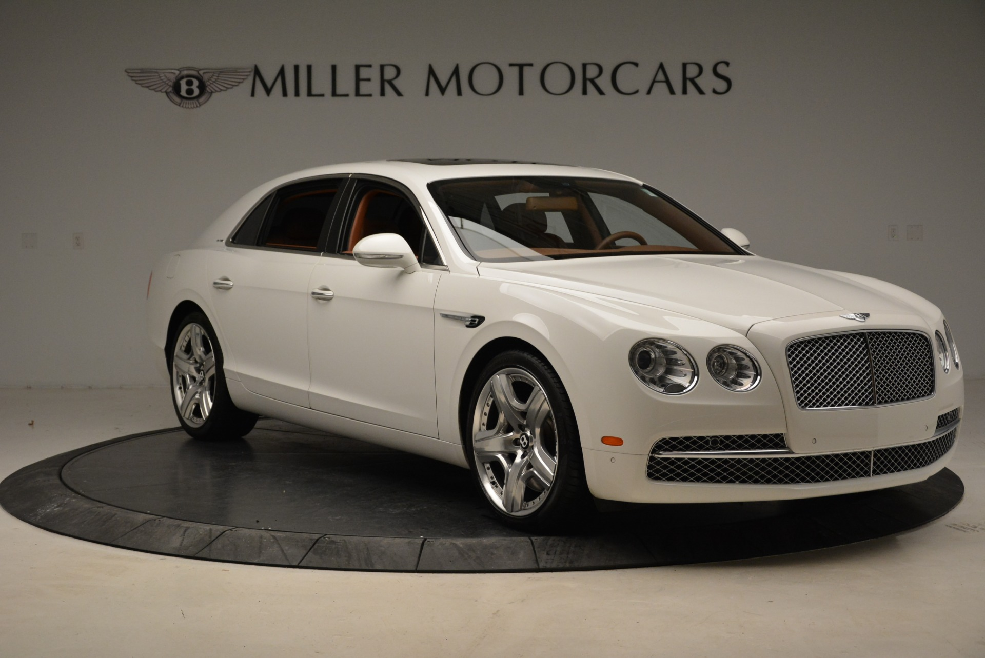Used 2014 Bentley Flying Spur W12 For Sale In Greenwich, CT. Alfa Romeo of Greenwich, B1244A 1906_p11