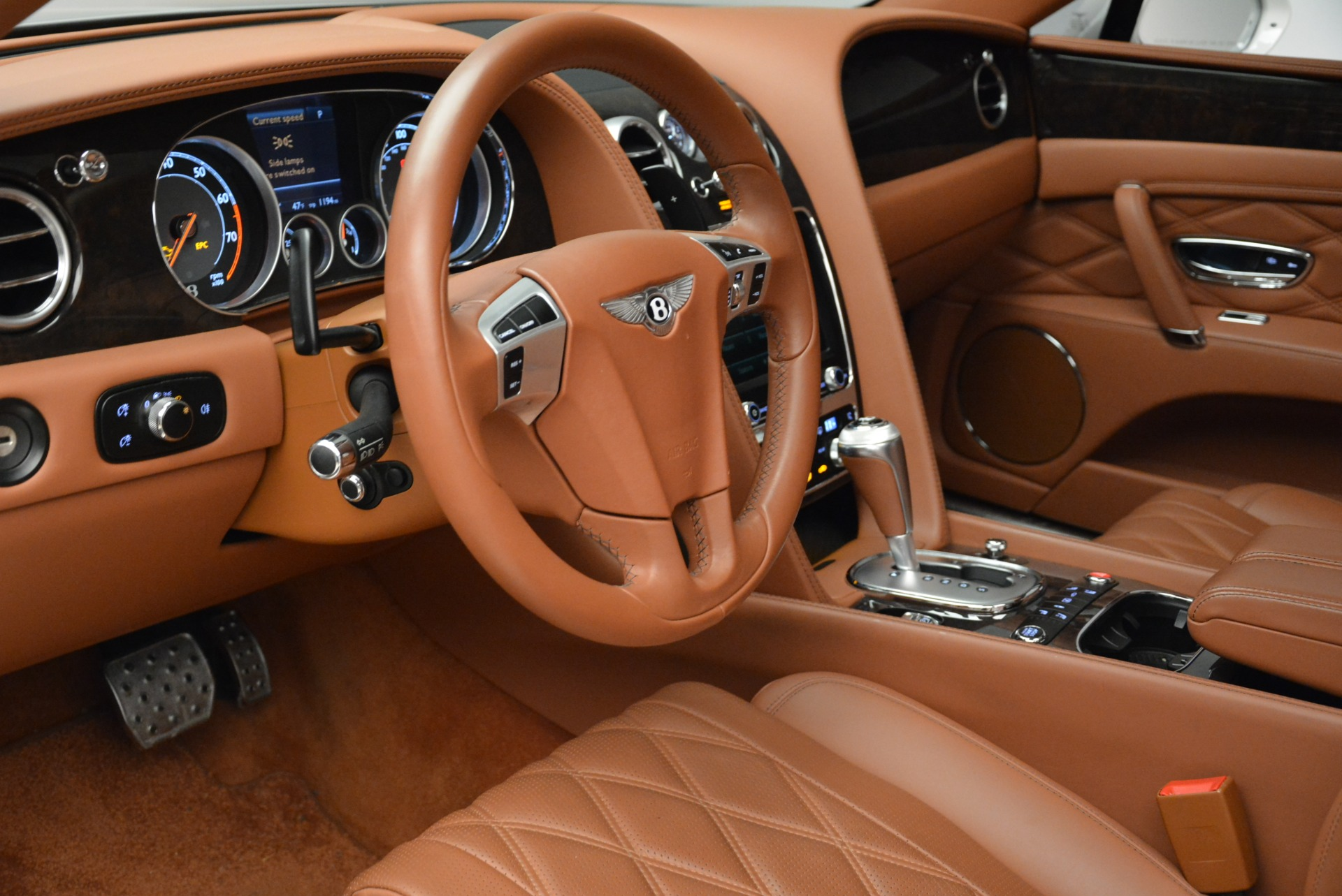 Used 2014 Bentley Flying Spur W12 For Sale In Greenwich, CT. Alfa Romeo of Greenwich, B1244A 1906_p22