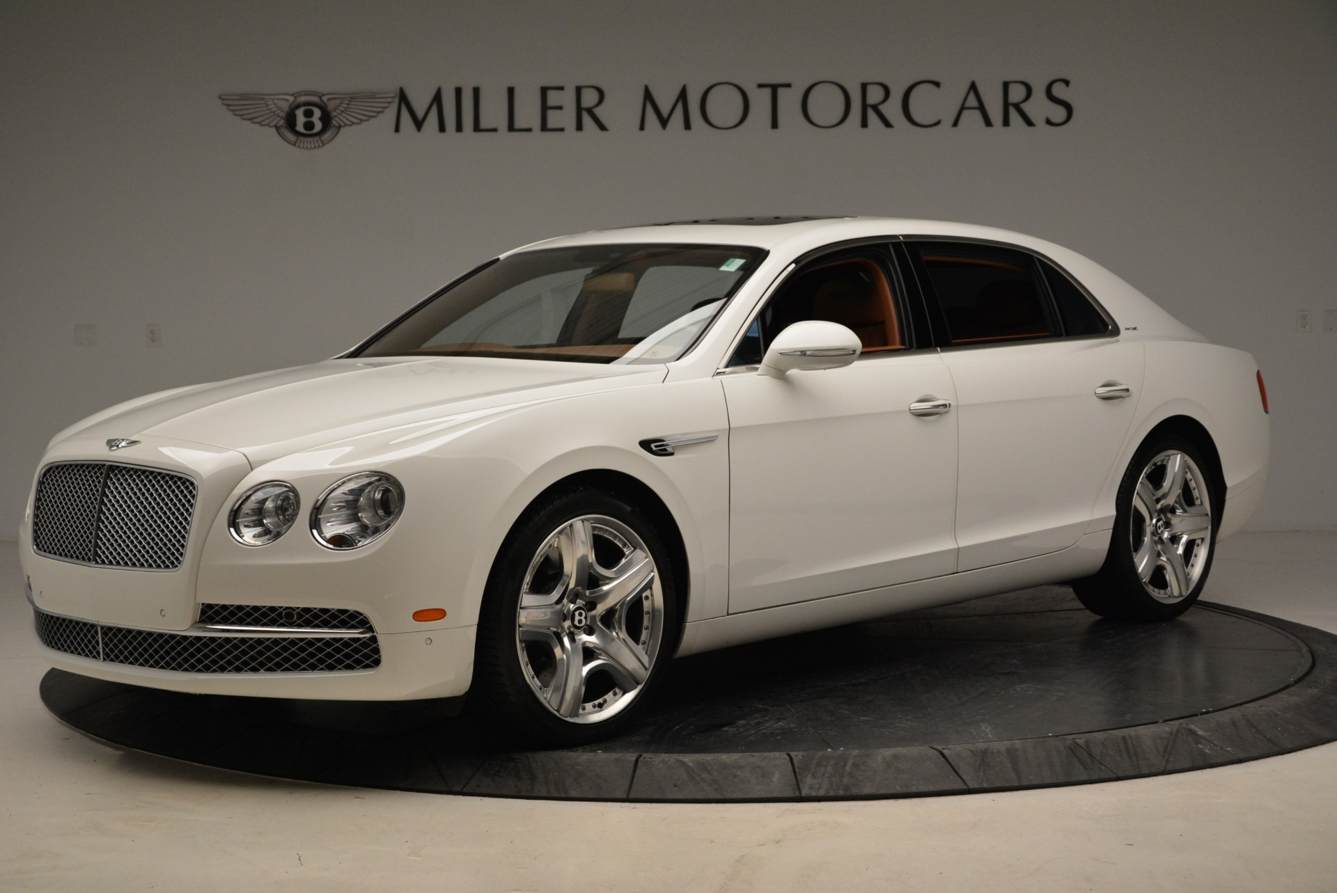 Used 2014 Bentley Flying Spur W12 For Sale In Greenwich, CT. Alfa Romeo of Greenwich, B1244A 1906_p2