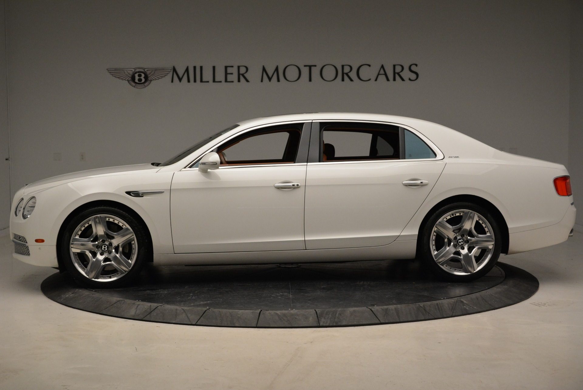 Used 2014 Bentley Flying Spur W12 For Sale In Greenwich, CT. Alfa Romeo of Greenwich, B1244A 1906_p3