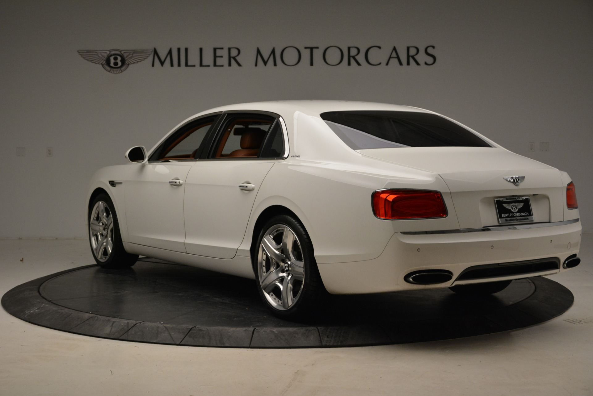 Used 2014 Bentley Flying Spur W12 For Sale In Greenwich, CT. Alfa Romeo of Greenwich, B1244A 1906_p5