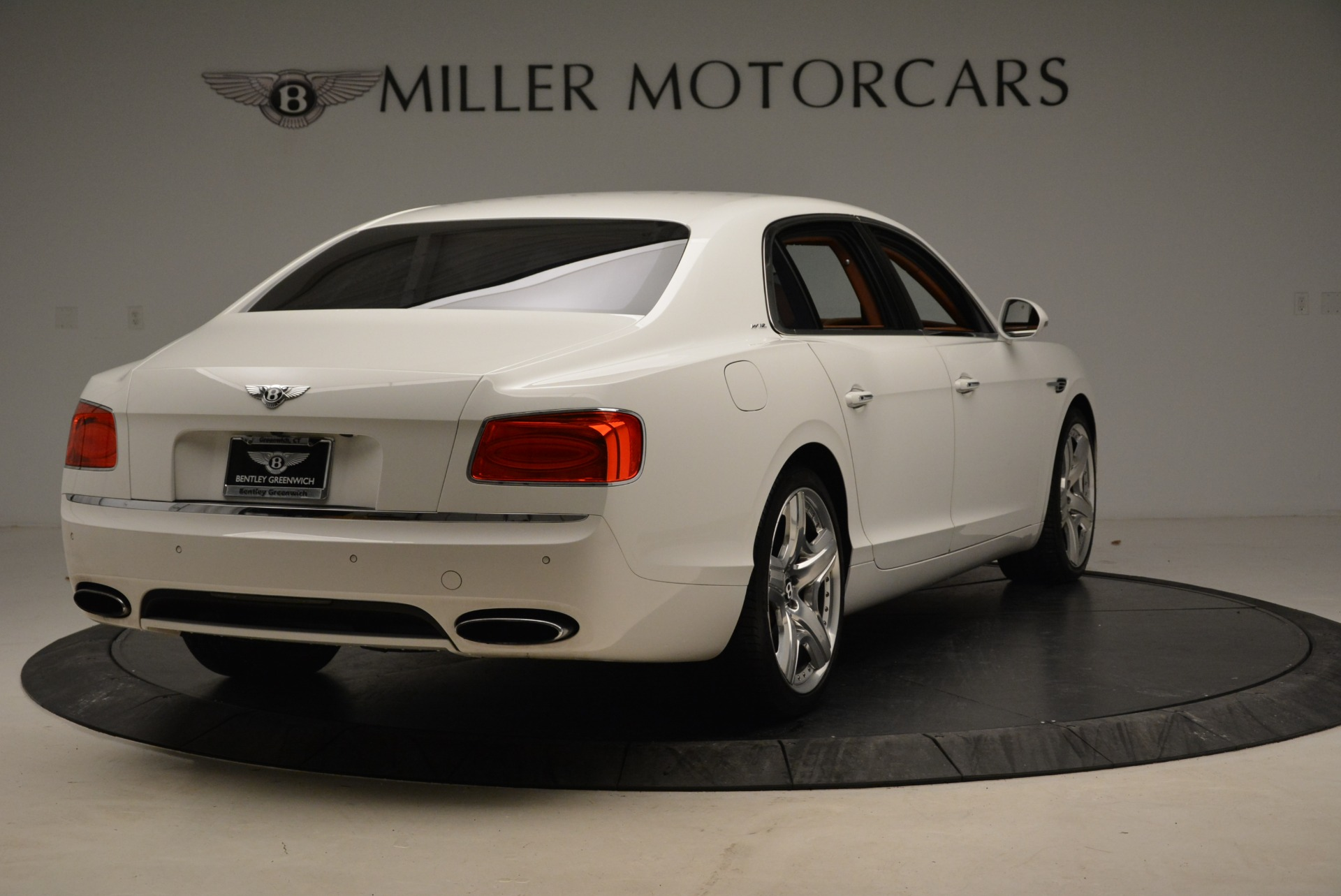 Used 2014 Bentley Flying Spur W12 For Sale In Greenwich, CT. Alfa Romeo of Greenwich, B1244A 1906_p7