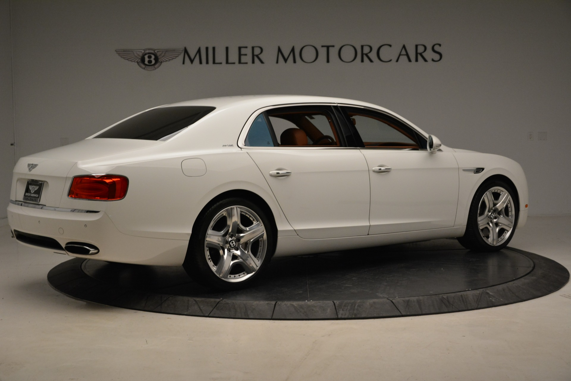 Used 2014 Bentley Flying Spur W12 For Sale In Greenwich, CT. Alfa Romeo of Greenwich, B1244A 1906_p8