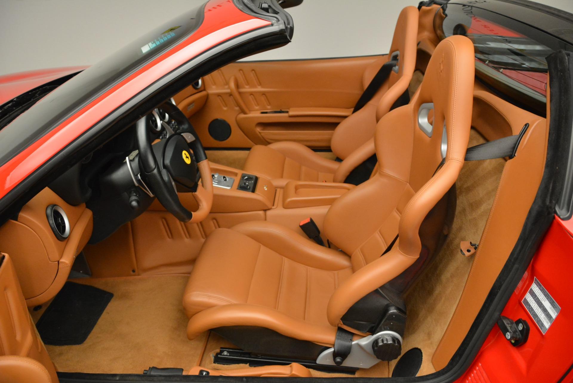 Used 2005 FERRARI Superamerica  For Sale In Greenwich, CT. Alfa Romeo of Greenwich, 4451 1909_p25