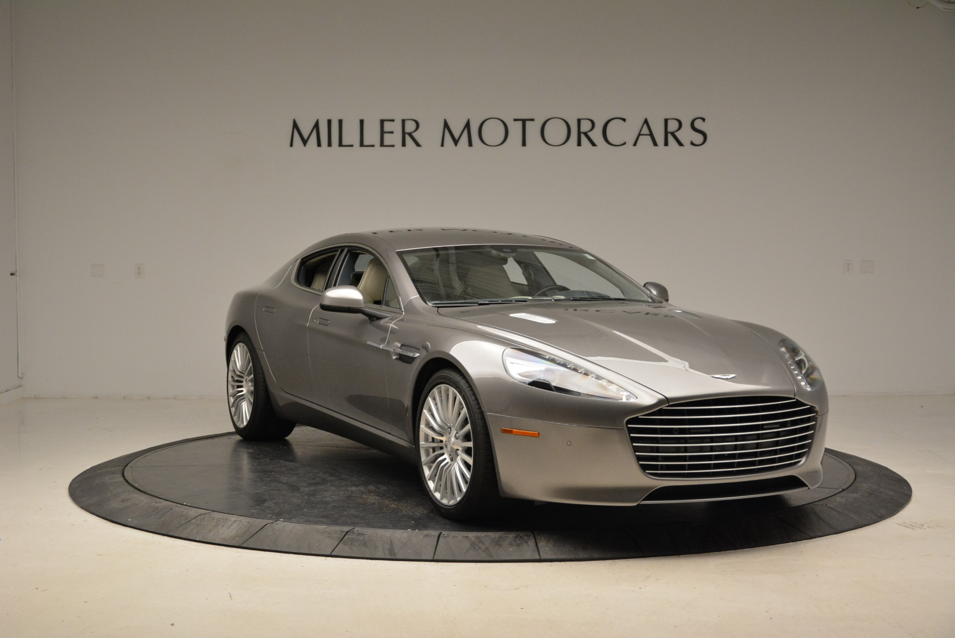 Used 2014 Aston Martin Rapide S  For Sale In Greenwich, CT. Alfa Romeo of Greenwich, 7245A 1910_p11