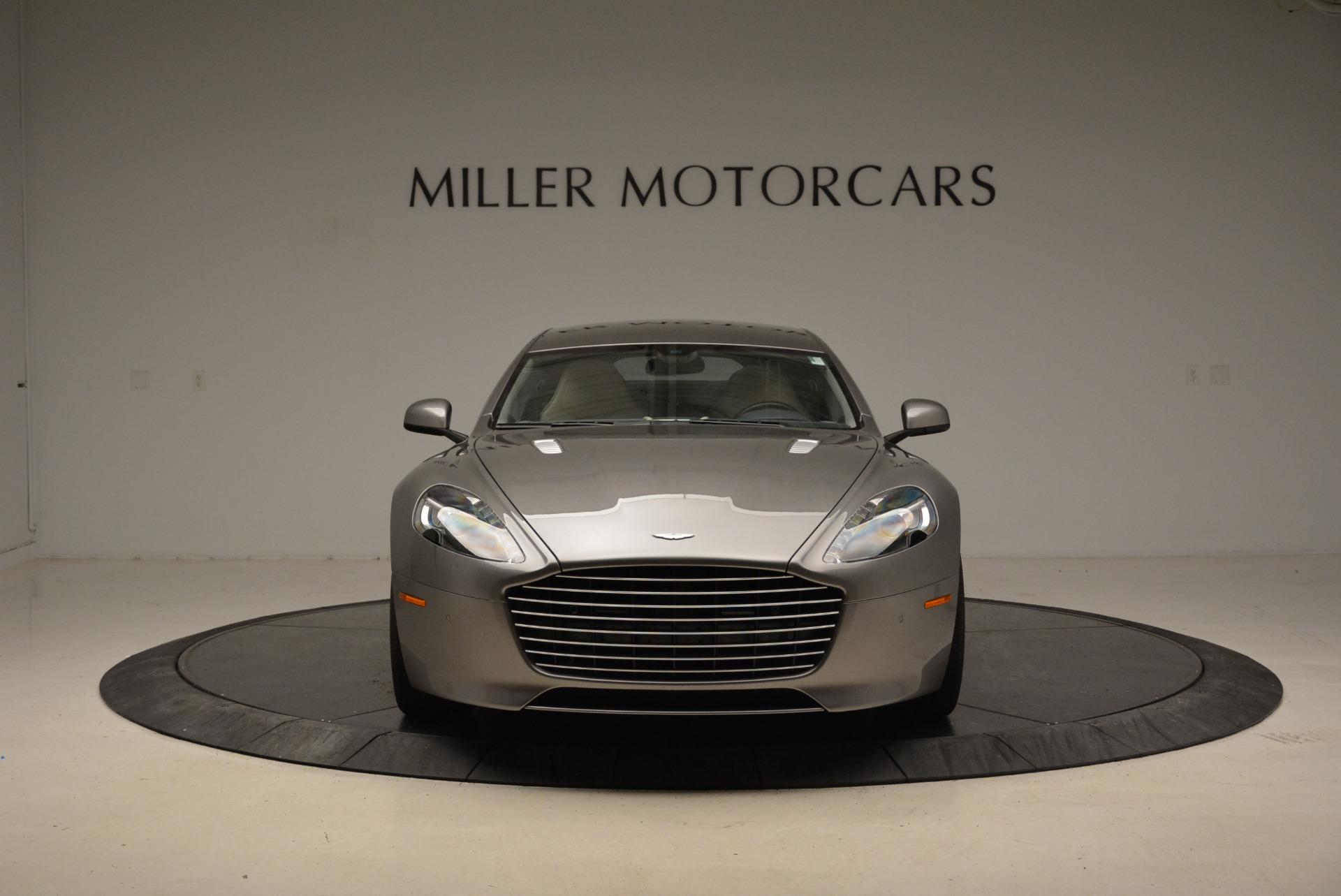 Used 2014 Aston Martin Rapide S  For Sale In Greenwich, CT. Alfa Romeo of Greenwich, 7245A 1910_p12