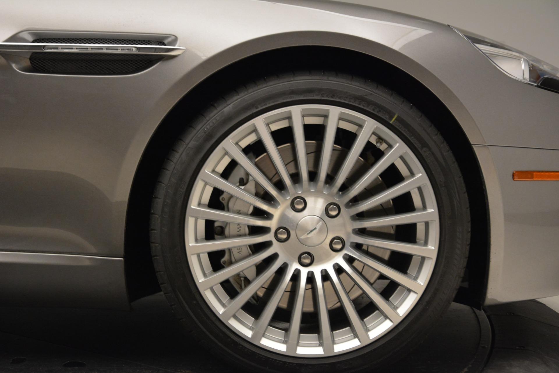 Used 2014 Aston Martin Rapide S  For Sale In Greenwich, CT. Alfa Romeo of Greenwich, 7245A 1910_p21