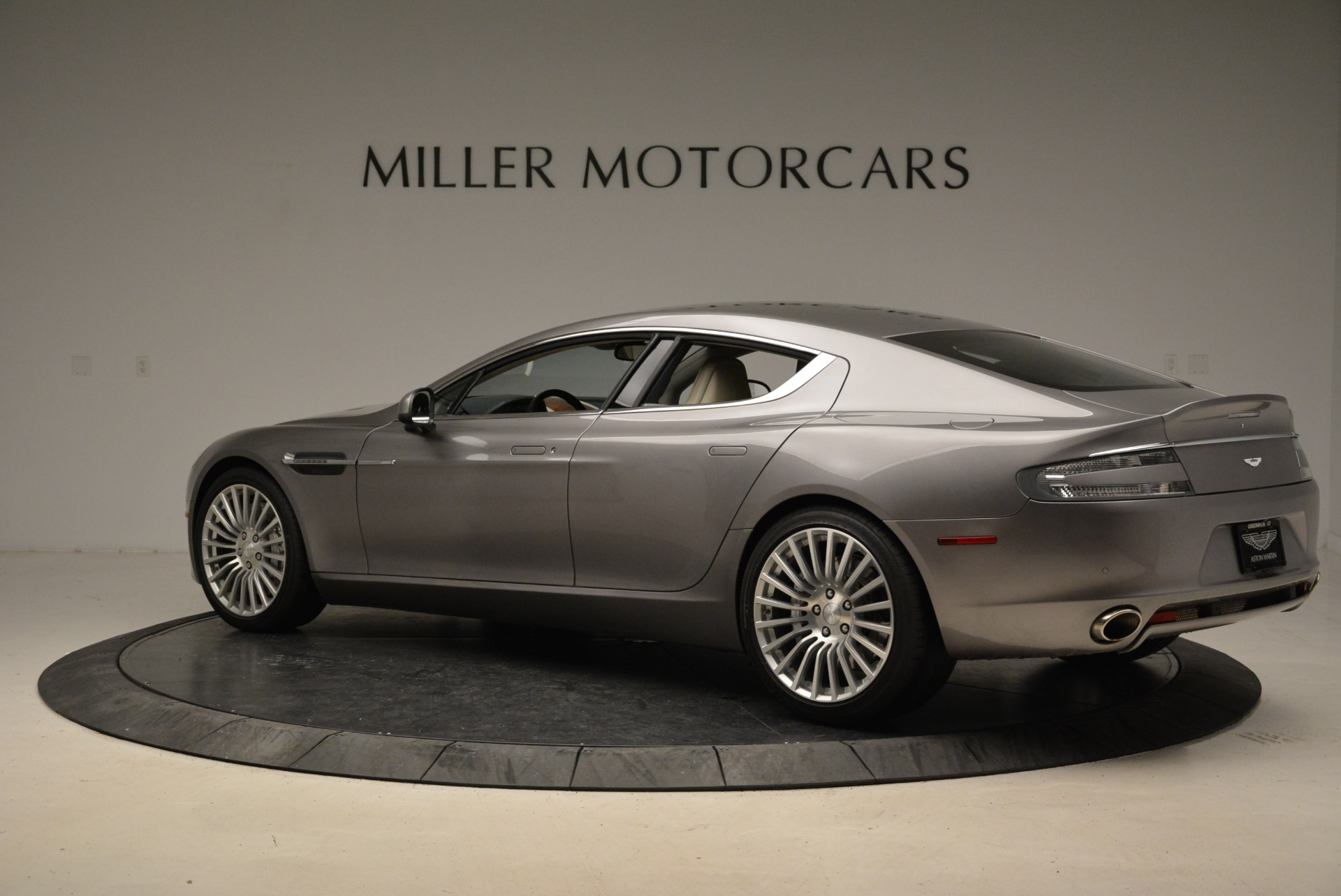 Used 2014 Aston Martin Rapide S  For Sale In Greenwich, CT. Alfa Romeo of Greenwich, 7245A 1910_p4