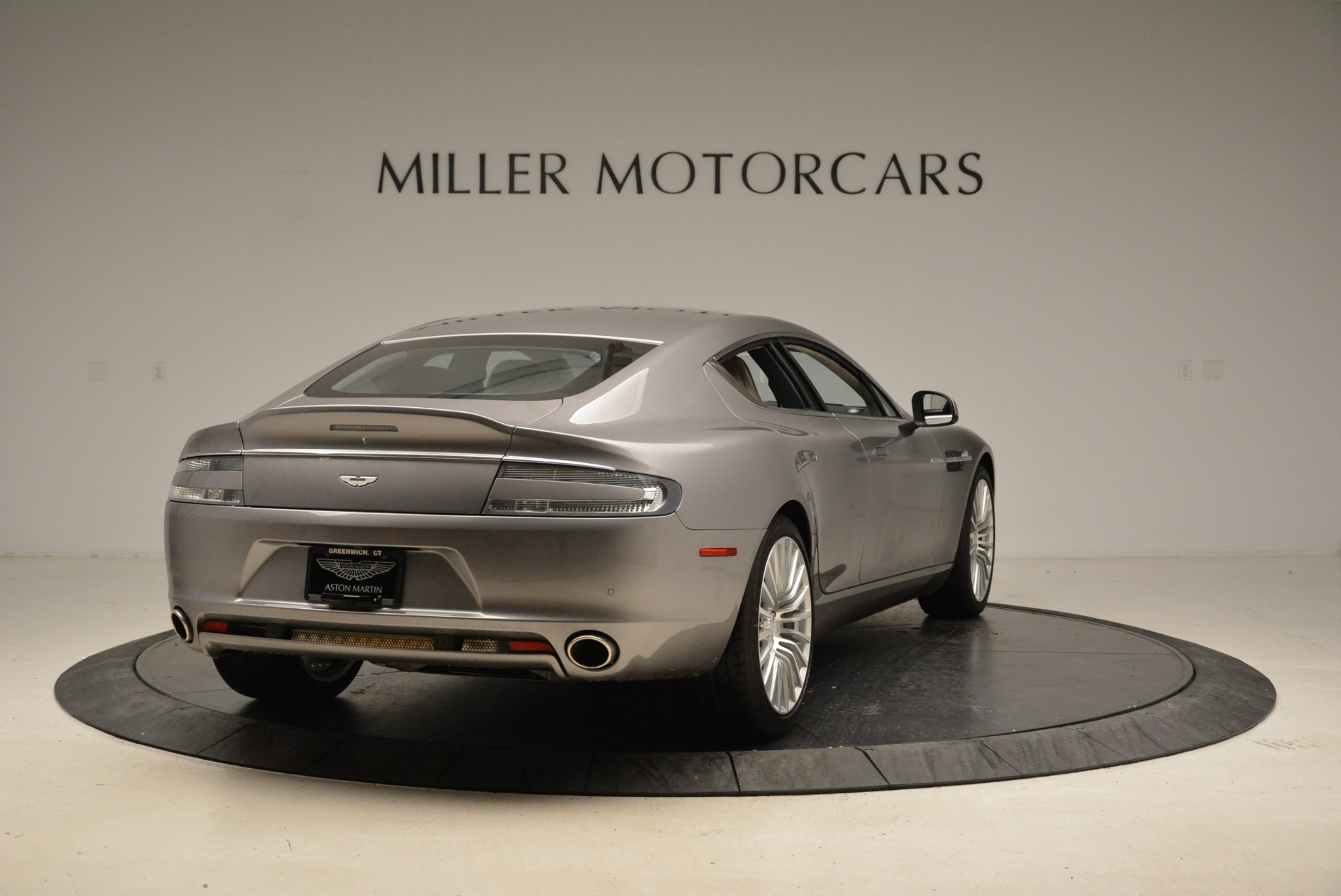 Used 2014 Aston Martin Rapide S  For Sale In Greenwich, CT. Alfa Romeo of Greenwich, 7245A 1910_p7