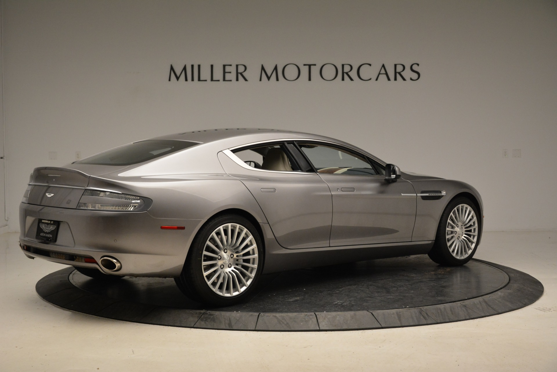 Used 2014 Aston Martin Rapide S  For Sale In Greenwich, CT. Alfa Romeo of Greenwich, 7245A 1910_p8