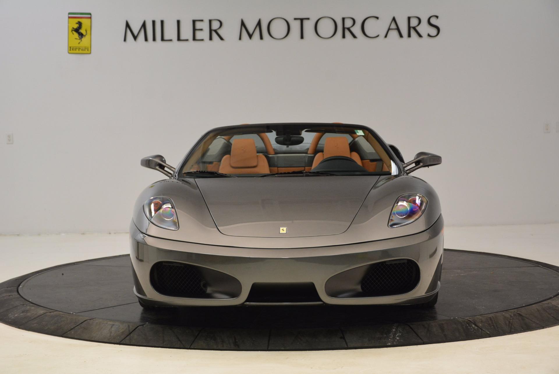 Used 2008 Ferrari F430 Spider  For Sale In Greenwich, CT. Alfa Romeo of Greenwich, 4449 1911_p12