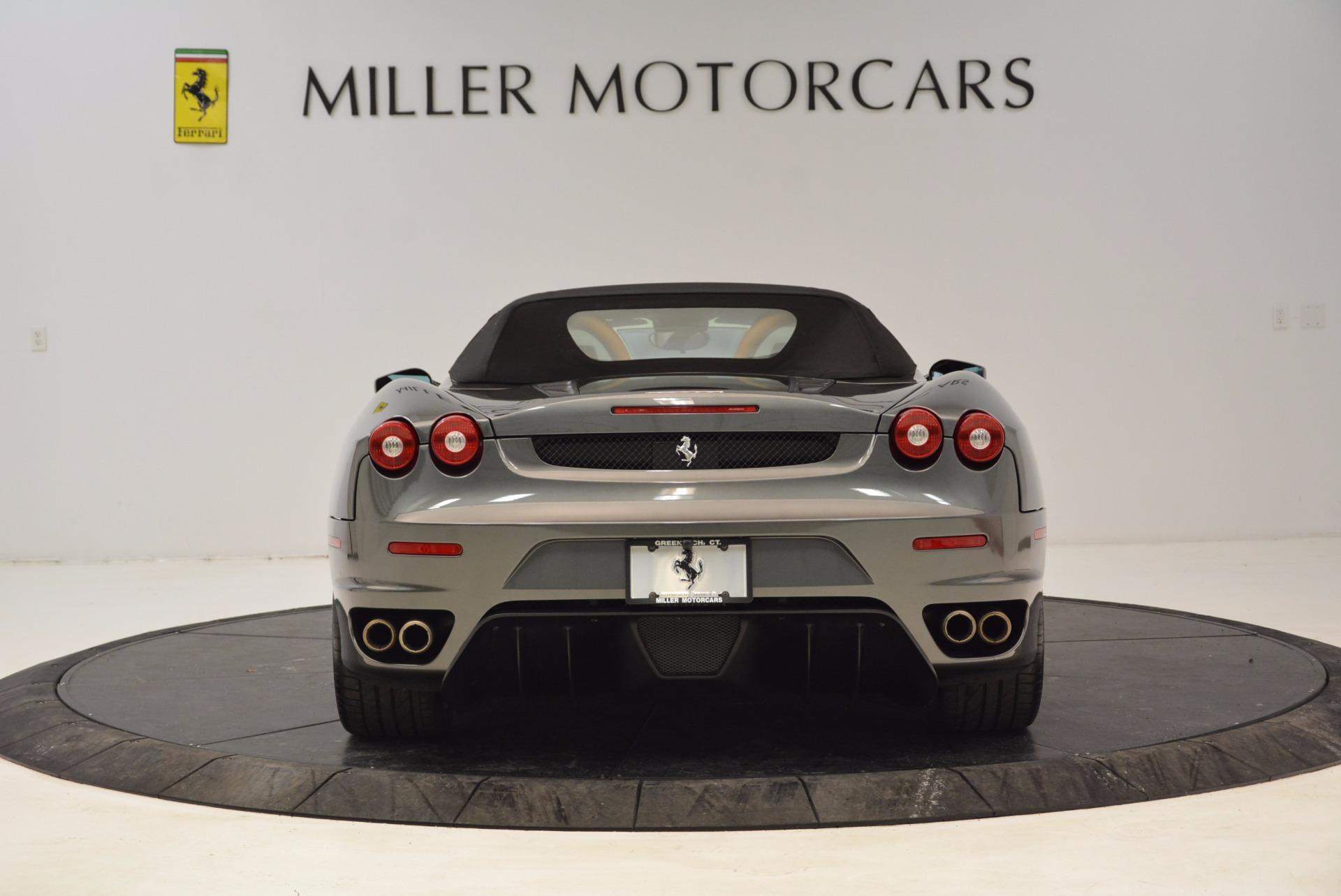 Used 2008 Ferrari F430 Spider  For Sale In Greenwich, CT. Alfa Romeo of Greenwich, 4449 1911_p18