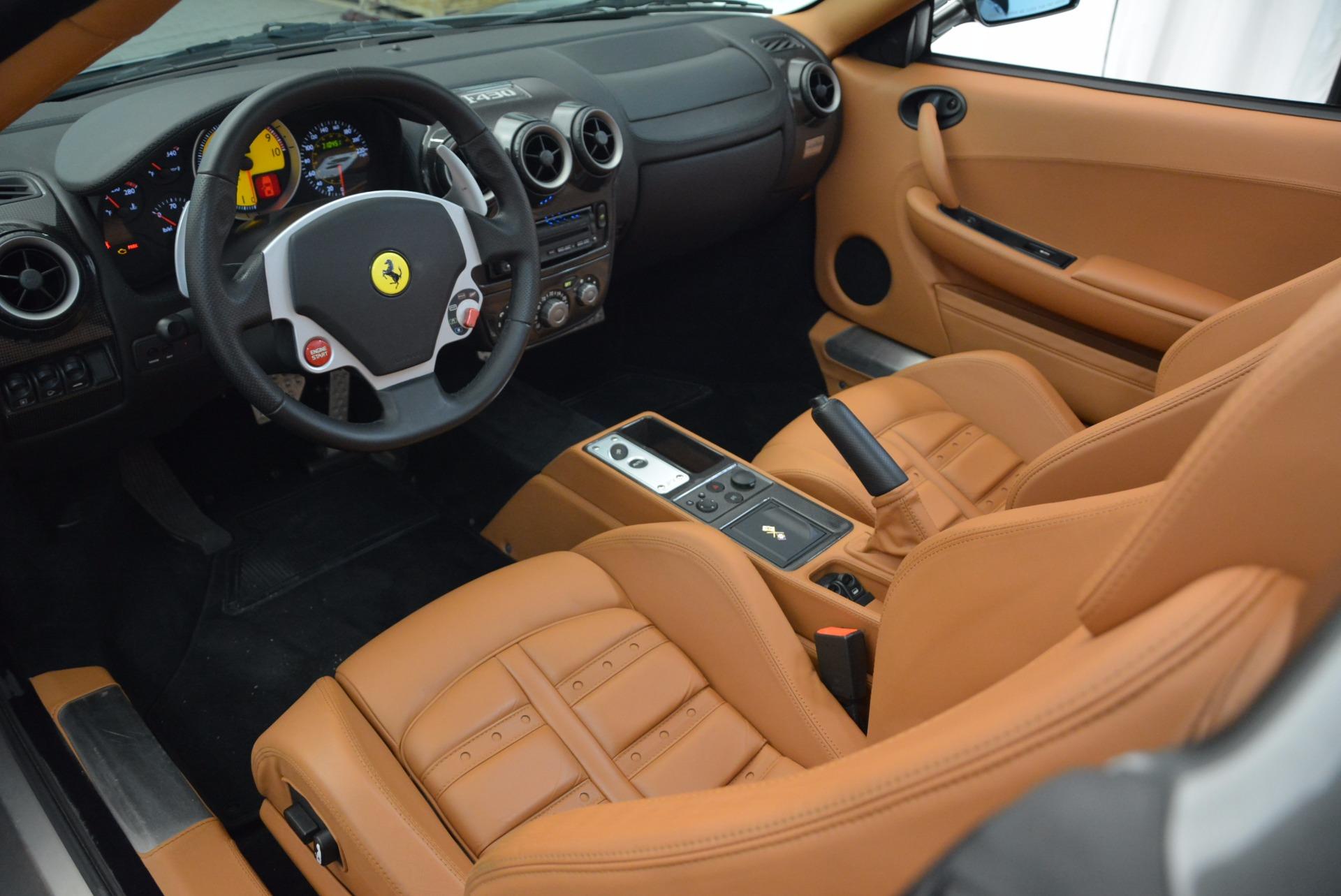 Used 2008 Ferrari F430 Spider  For Sale In Greenwich, CT. Alfa Romeo of Greenwich, 4449 1911_p24