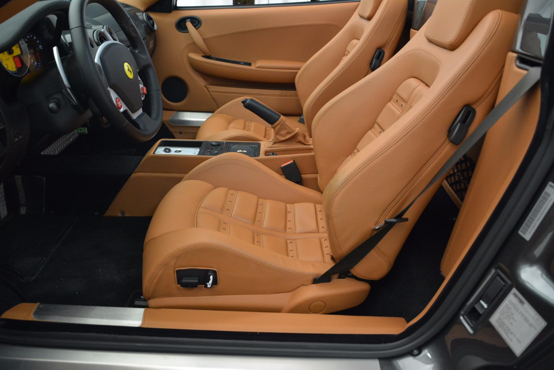 Used 2008 Ferrari F430 Spider  For Sale In Greenwich, CT. Alfa Romeo of Greenwich, 4449 1911_p25
