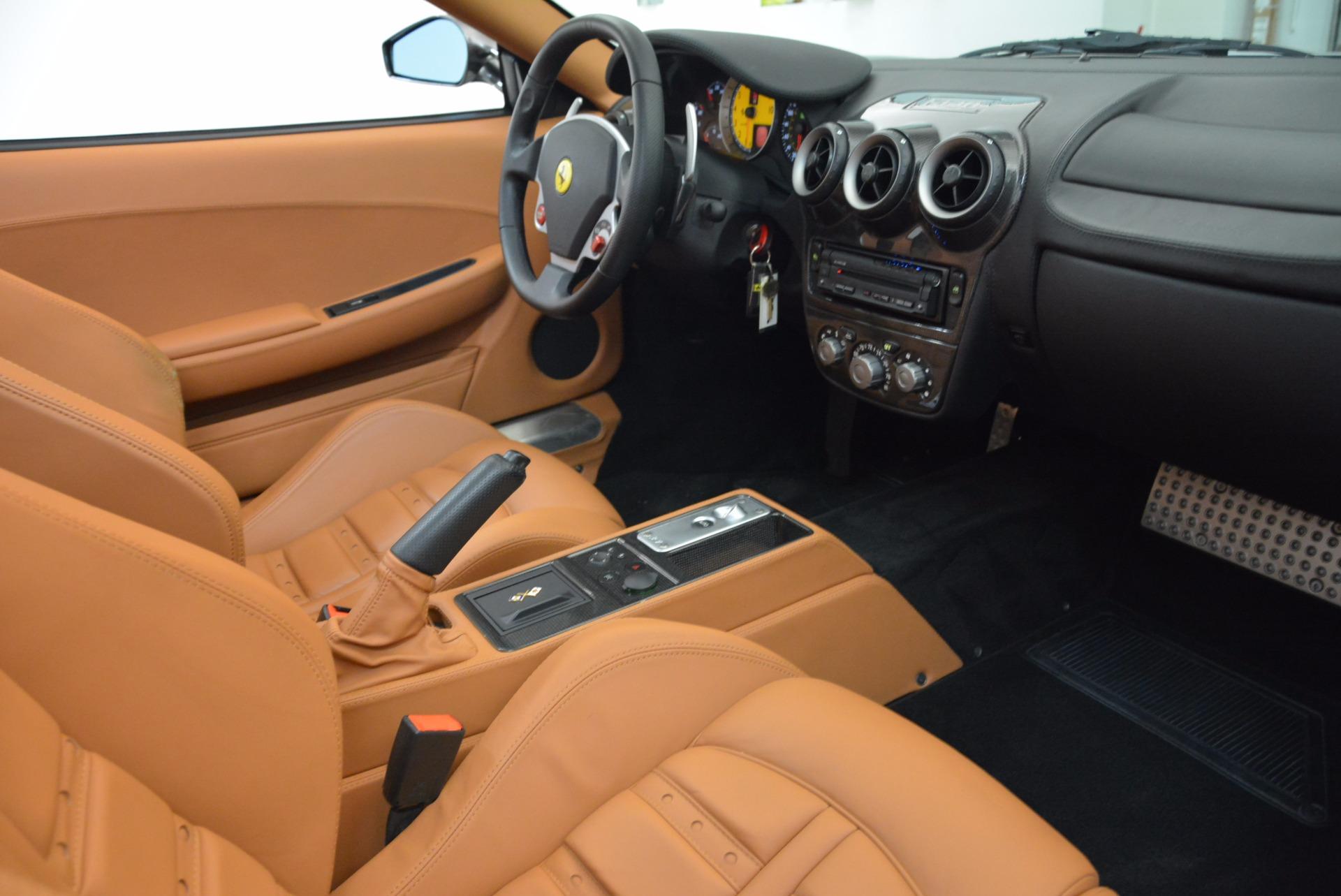 Used 2008 Ferrari F430 Spider  For Sale In Greenwich, CT. Alfa Romeo of Greenwich, 4449 1911_p27