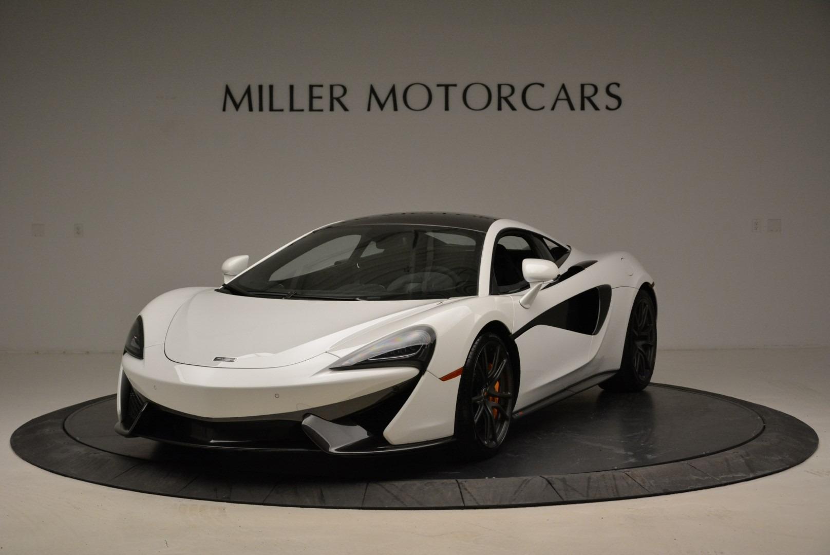 Used 2017 McLaren 570S  For Sale In Greenwich, CT. Alfa Romeo of Greenwich, MC335 1914_main