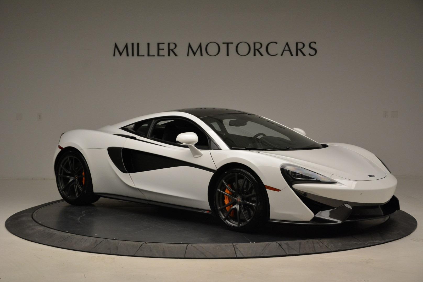 Used 2017 McLaren 570S  For Sale In Greenwich, CT. Alfa Romeo of Greenwich, MC335 1914_p10
