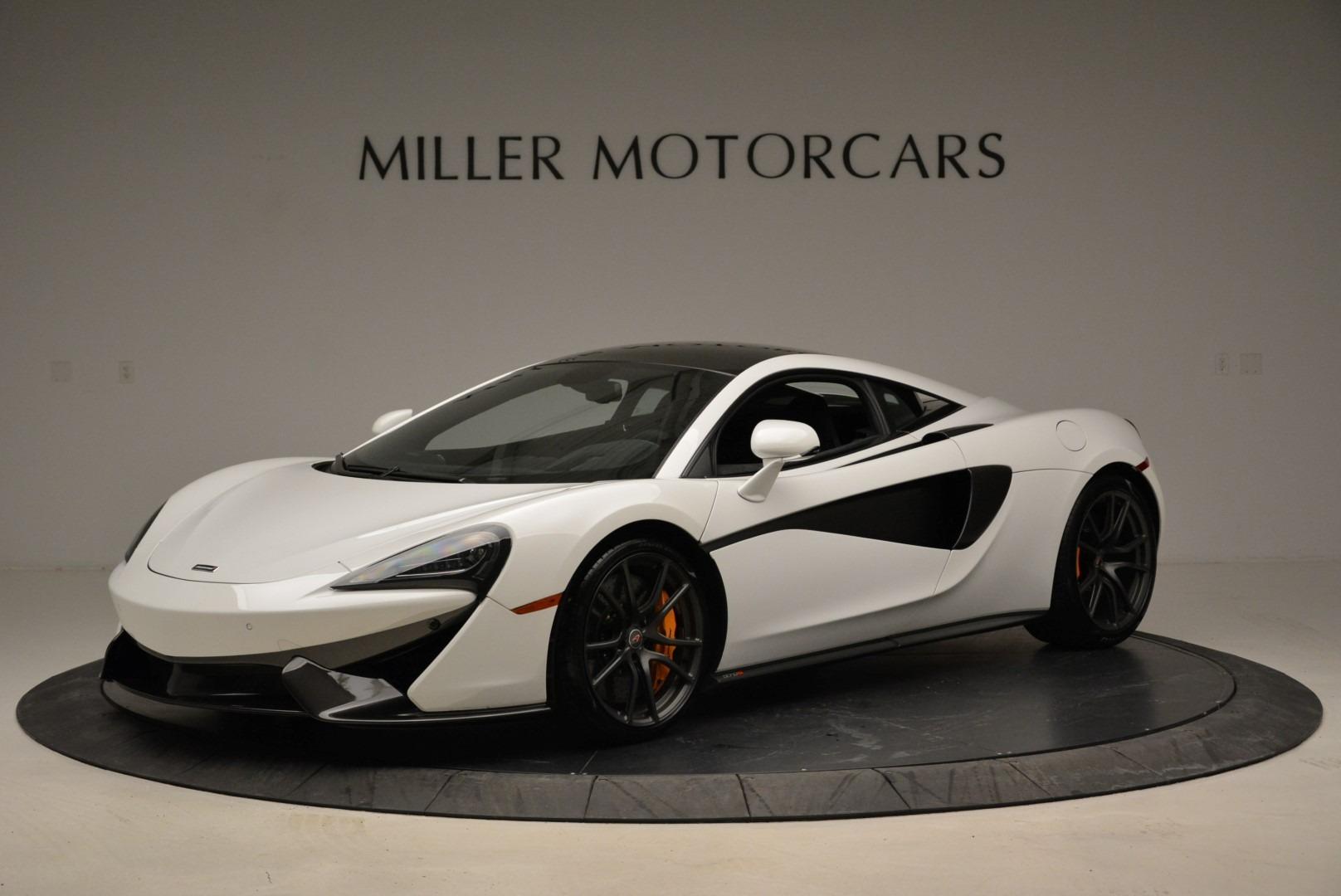Used 2017 McLaren 570S  For Sale In Greenwich, CT. Alfa Romeo of Greenwich, MC335 1914_p2