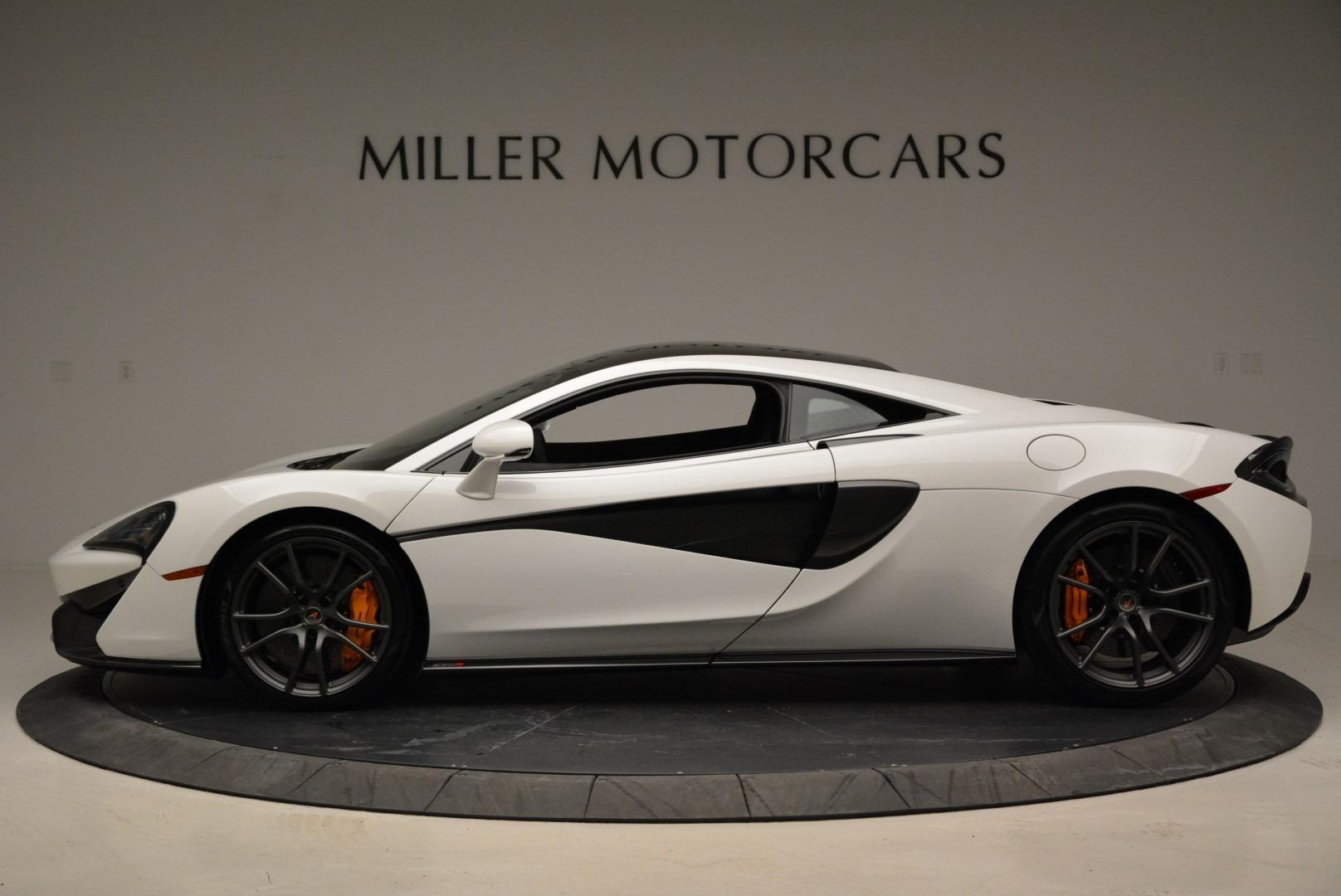 Used 2017 McLaren 570S  For Sale In Greenwich, CT. Alfa Romeo of Greenwich, MC335 1914_p3