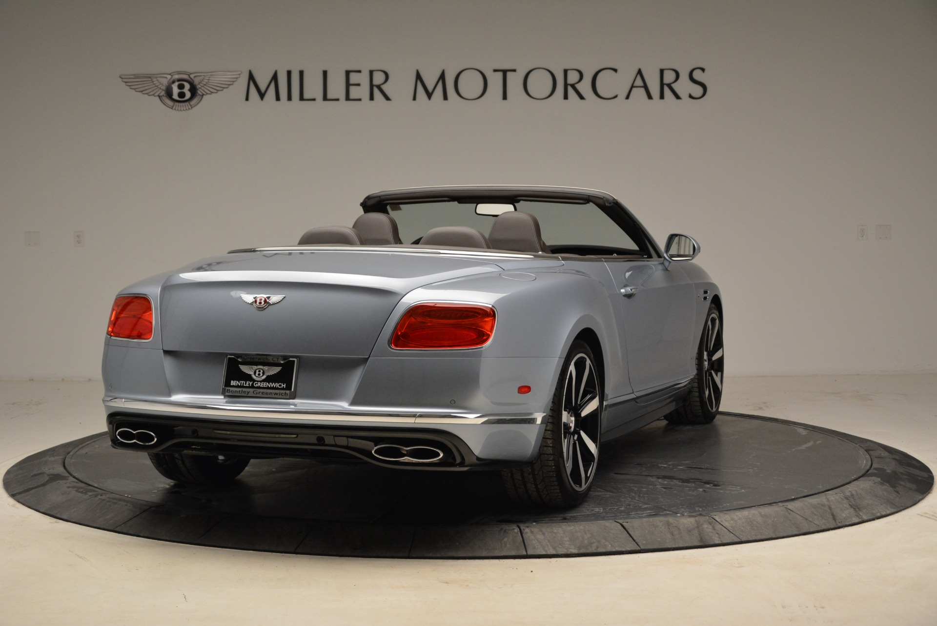 Used 2017 Bentley Continental GT V8 S For Sale In Greenwich, CT. Alfa Romeo of Greenwich, B1329 1915_p7