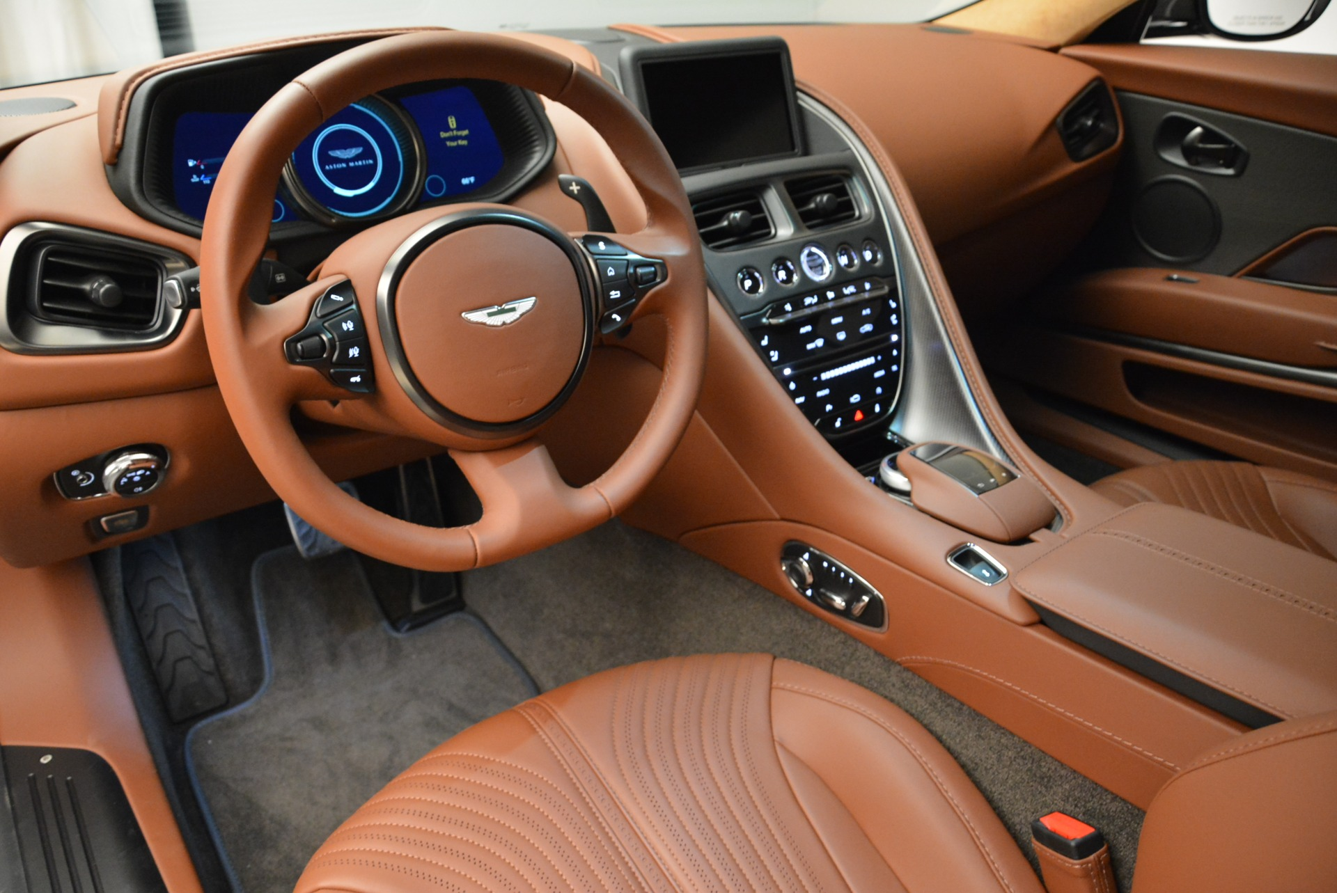 New 2018 Aston Martin DB11 V12 Coupe For Sale $284414 In Greenwich, CT 1917_p14