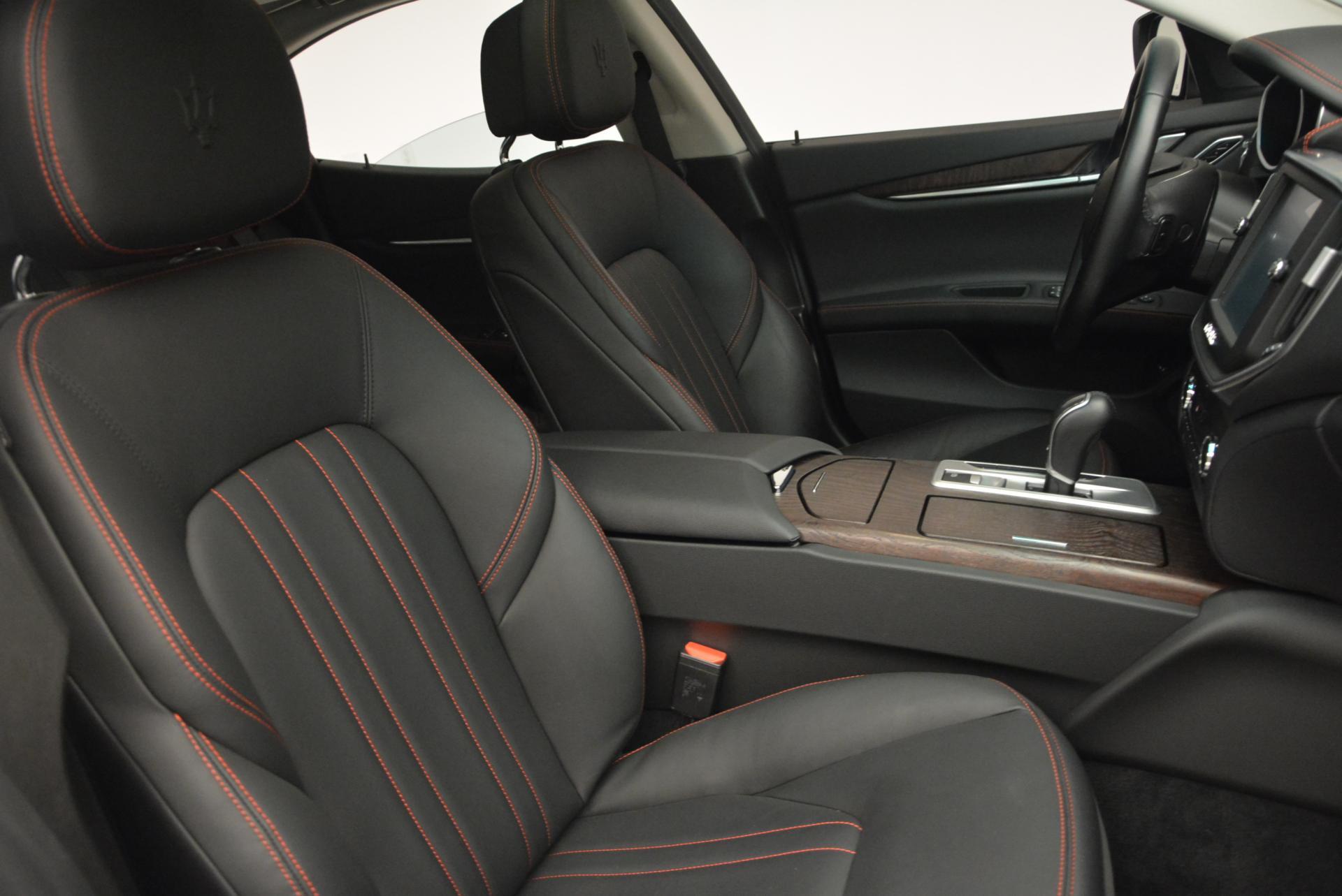 Used 2016 Maserati Ghibli S Q4 For Sale In Greenwich, CT. Alfa Romeo of Greenwich, M1478 192_p16