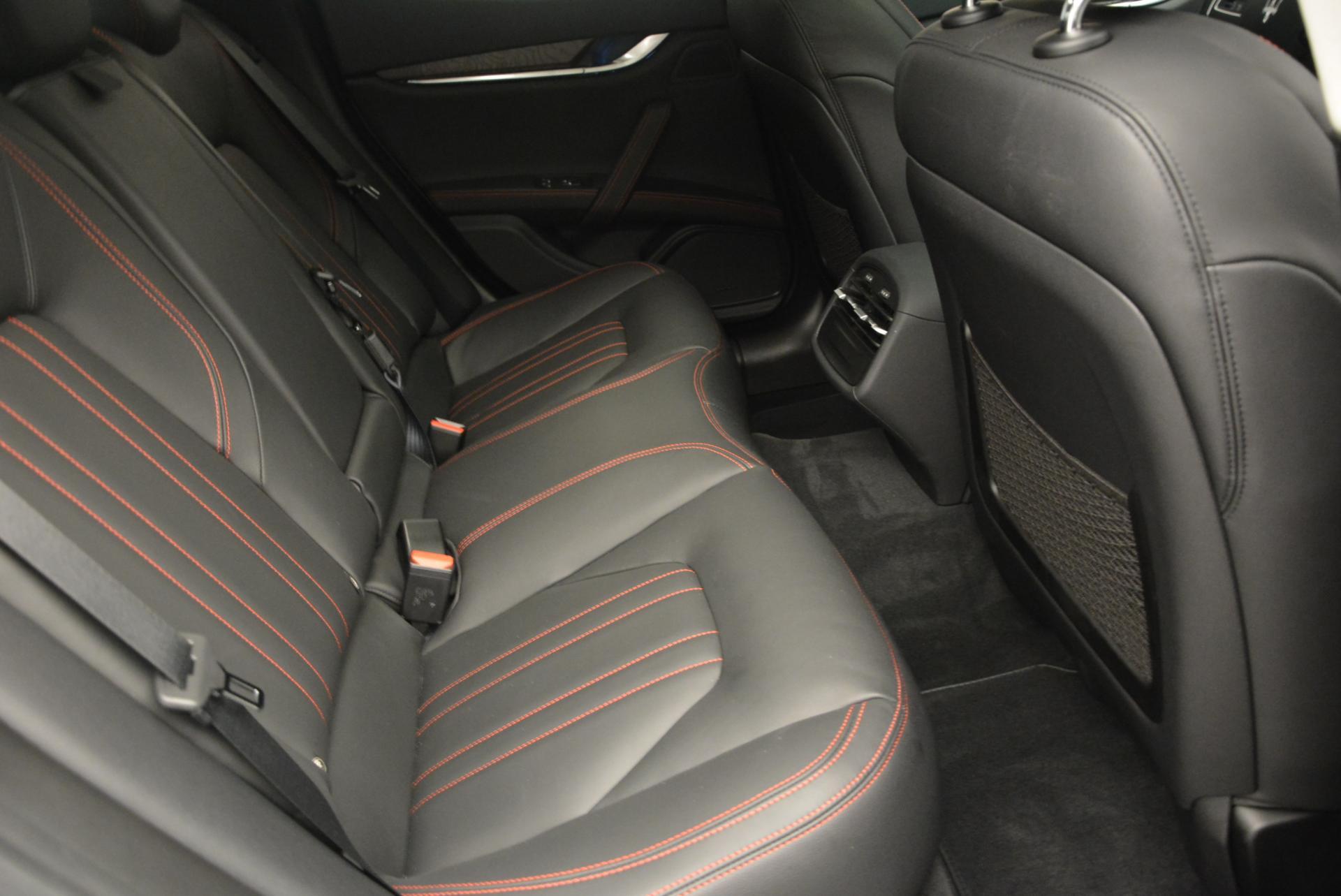 Used 2016 Maserati Ghibli S Q4 For Sale In Greenwich, CT. Alfa Romeo of Greenwich, M1478 192_p18