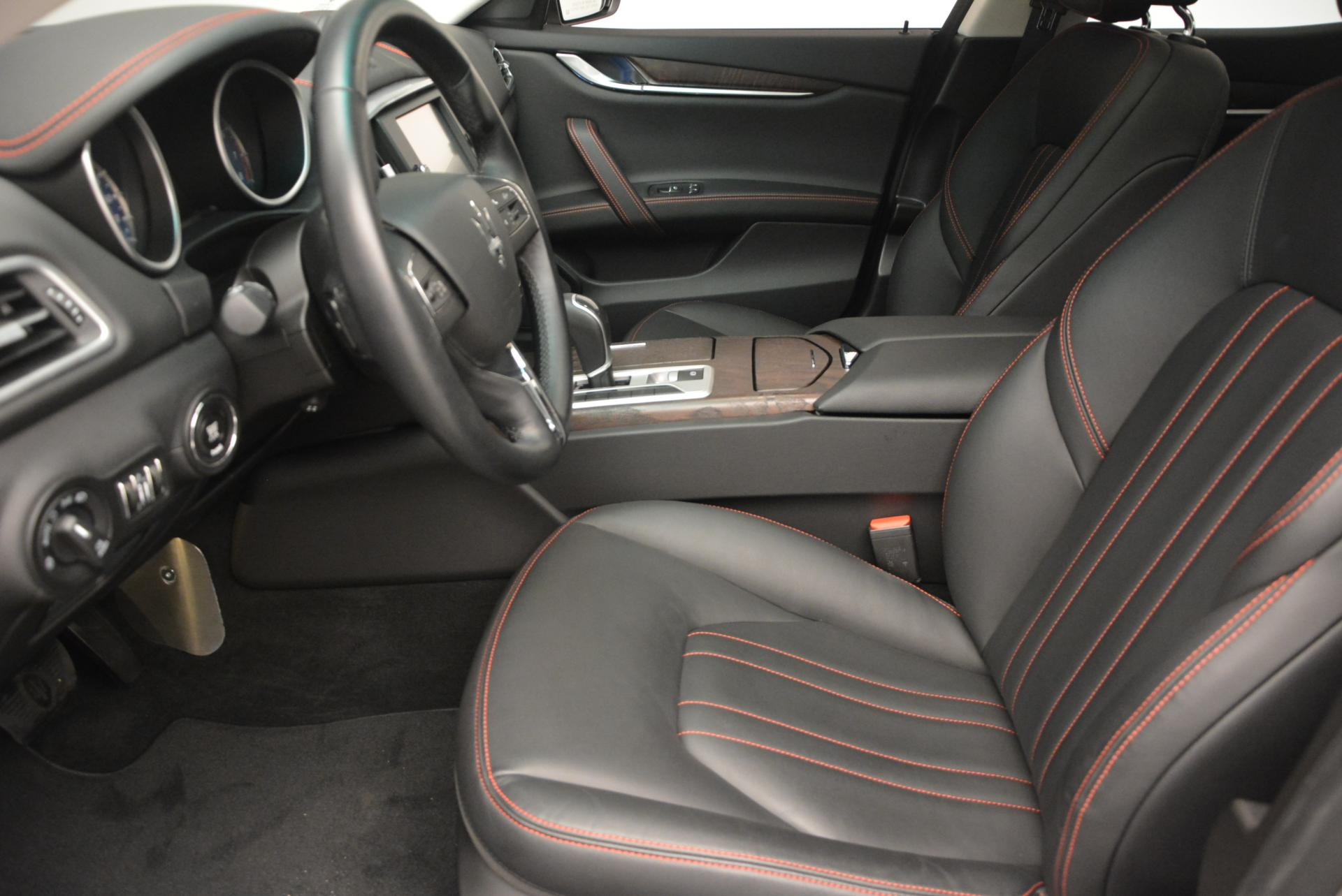 Used 2016 Maserati Ghibli S Q4 For Sale In Greenwich, CT. Alfa Romeo of Greenwich, M1478 192_p23