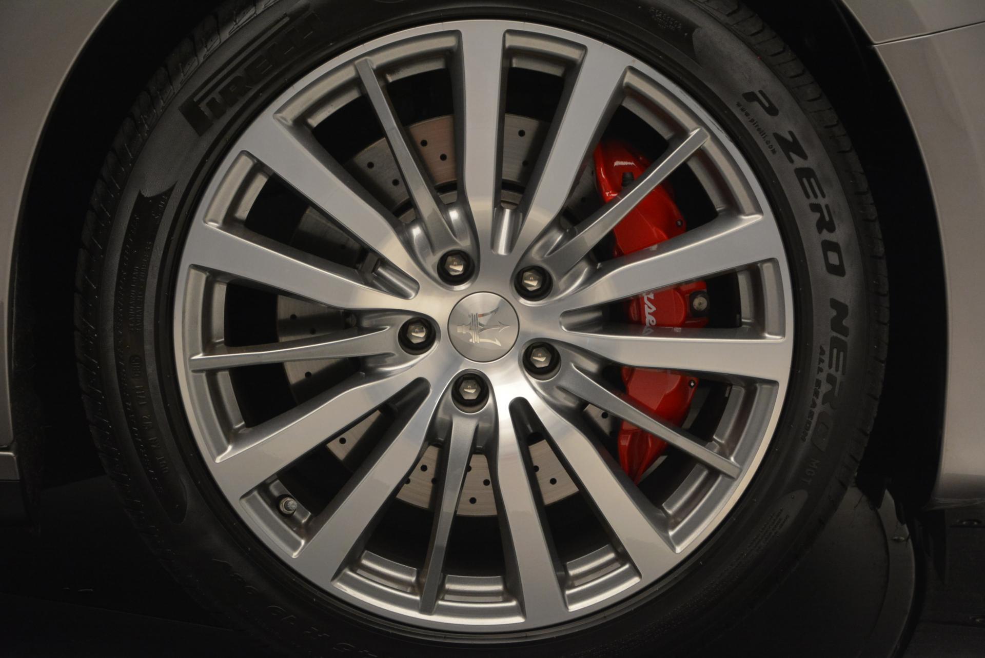 Used 2016 Maserati Ghibli S Q4 For Sale In Greenwich, CT. Alfa Romeo of Greenwich, M1478 192_p27
