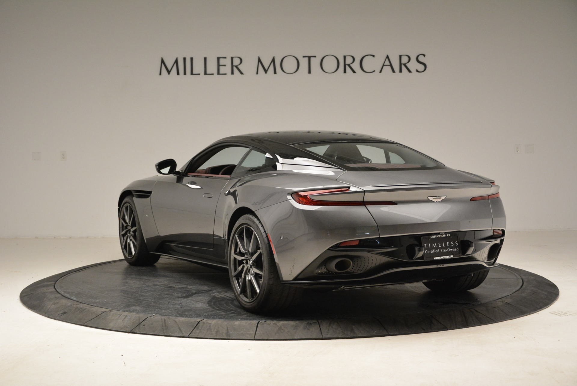 Used 2017 Aston Martin DB11  For Sale In Greenwich, CT. Alfa Romeo of Greenwich, 7310 1920_p5