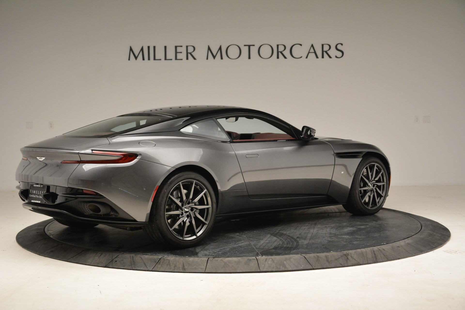 Used 2017 Aston Martin DB11  For Sale In Greenwich, CT. Alfa Romeo of Greenwich, 7310 1920_p8