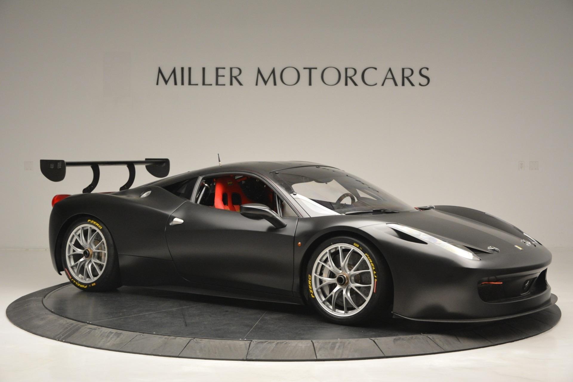 Used 2013 Ferrari 458 Challenge  For Sale $155900 In Greenwich, CT 1921_p10