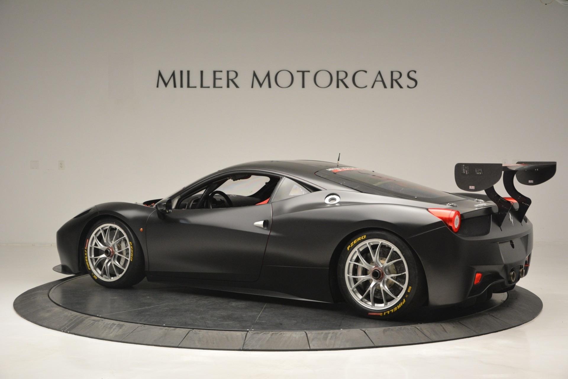 Used 2013 Ferrari 458 Challenge  For Sale $155900 In Greenwich, CT 1921_p4