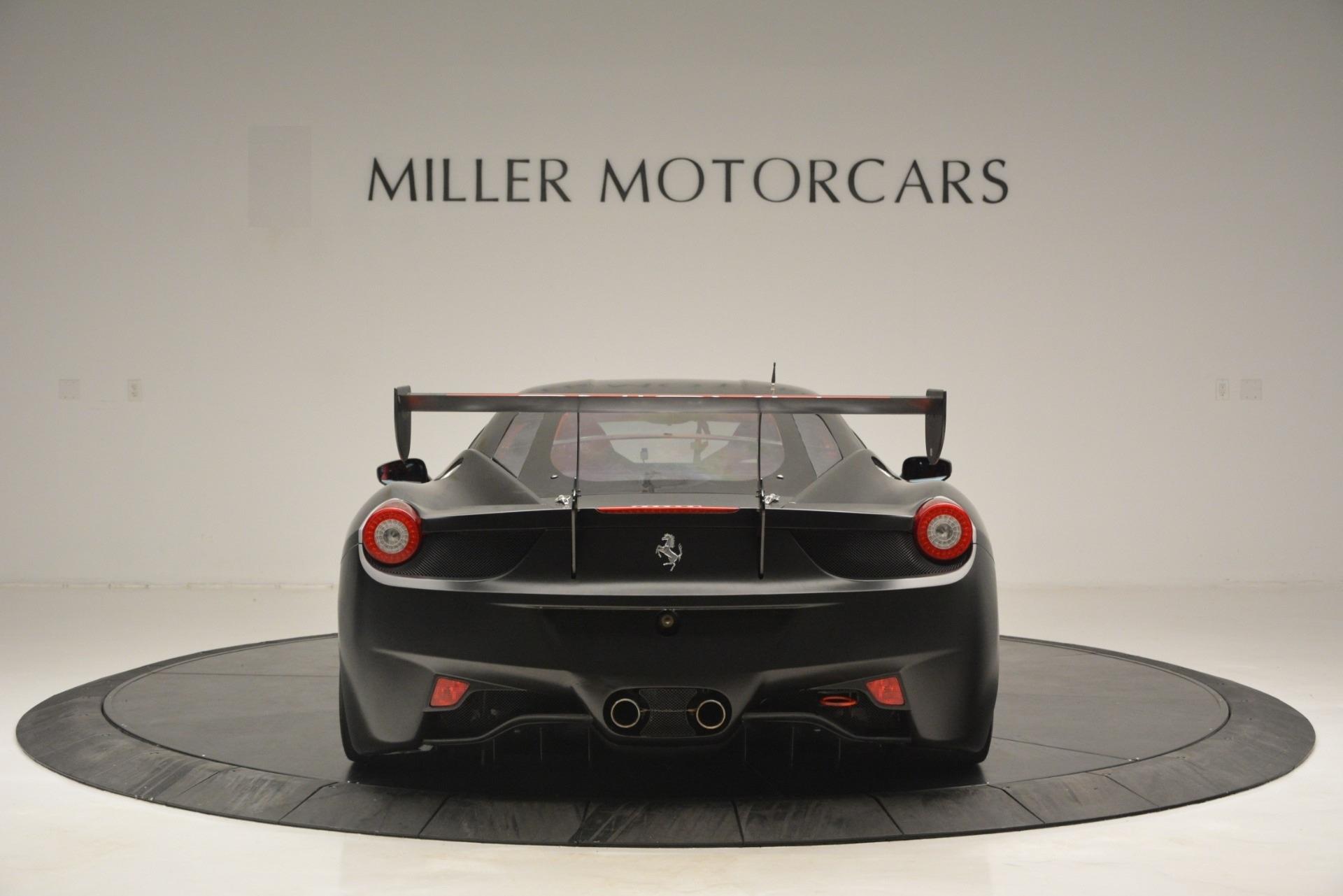 Used 2013 Ferrari 458 Challenge  For Sale $155900 In Greenwich, CT 1921_p6