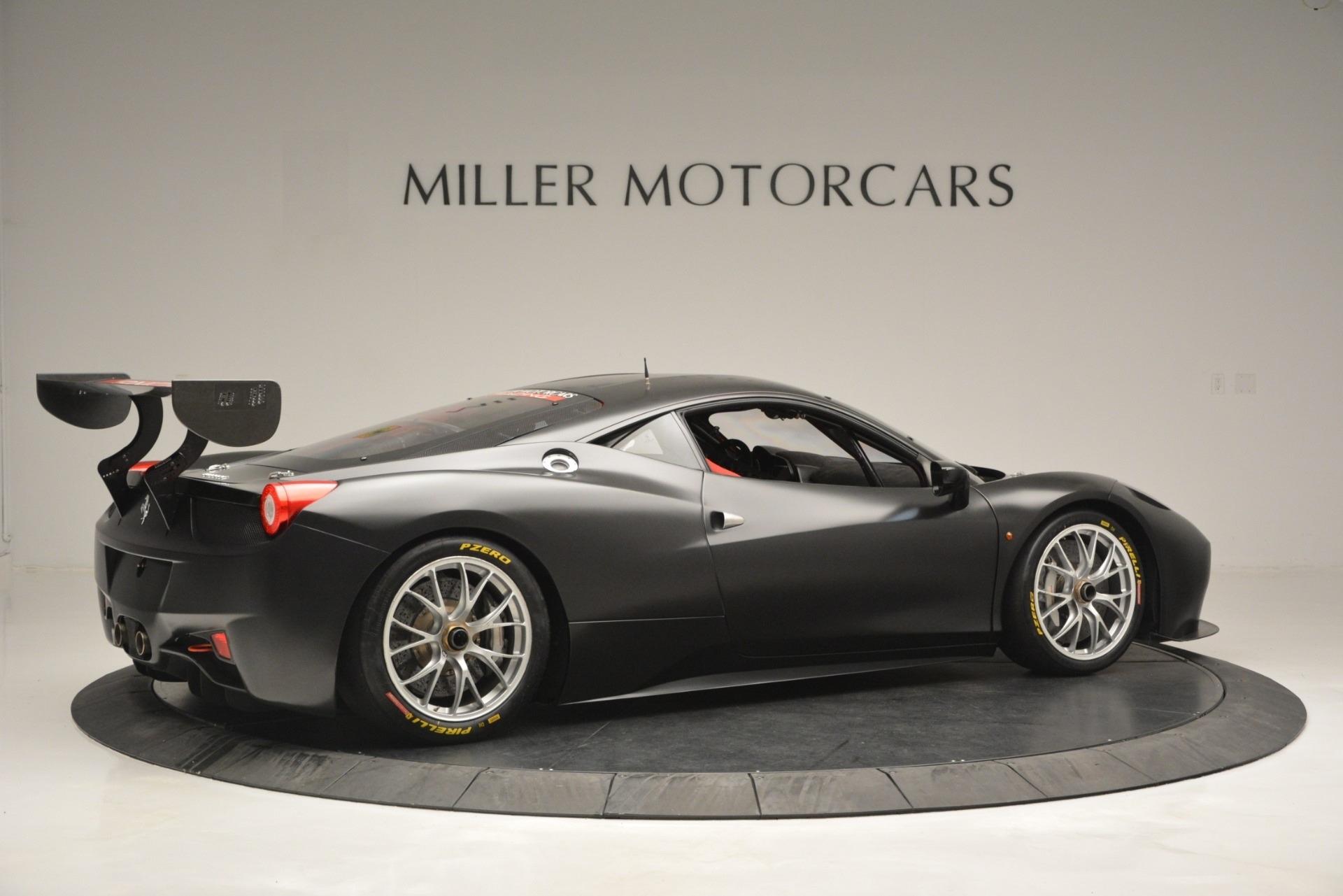 Used 2013 Ferrari 458 Challenge  For Sale $155900 In Greenwich, CT 1921_p8