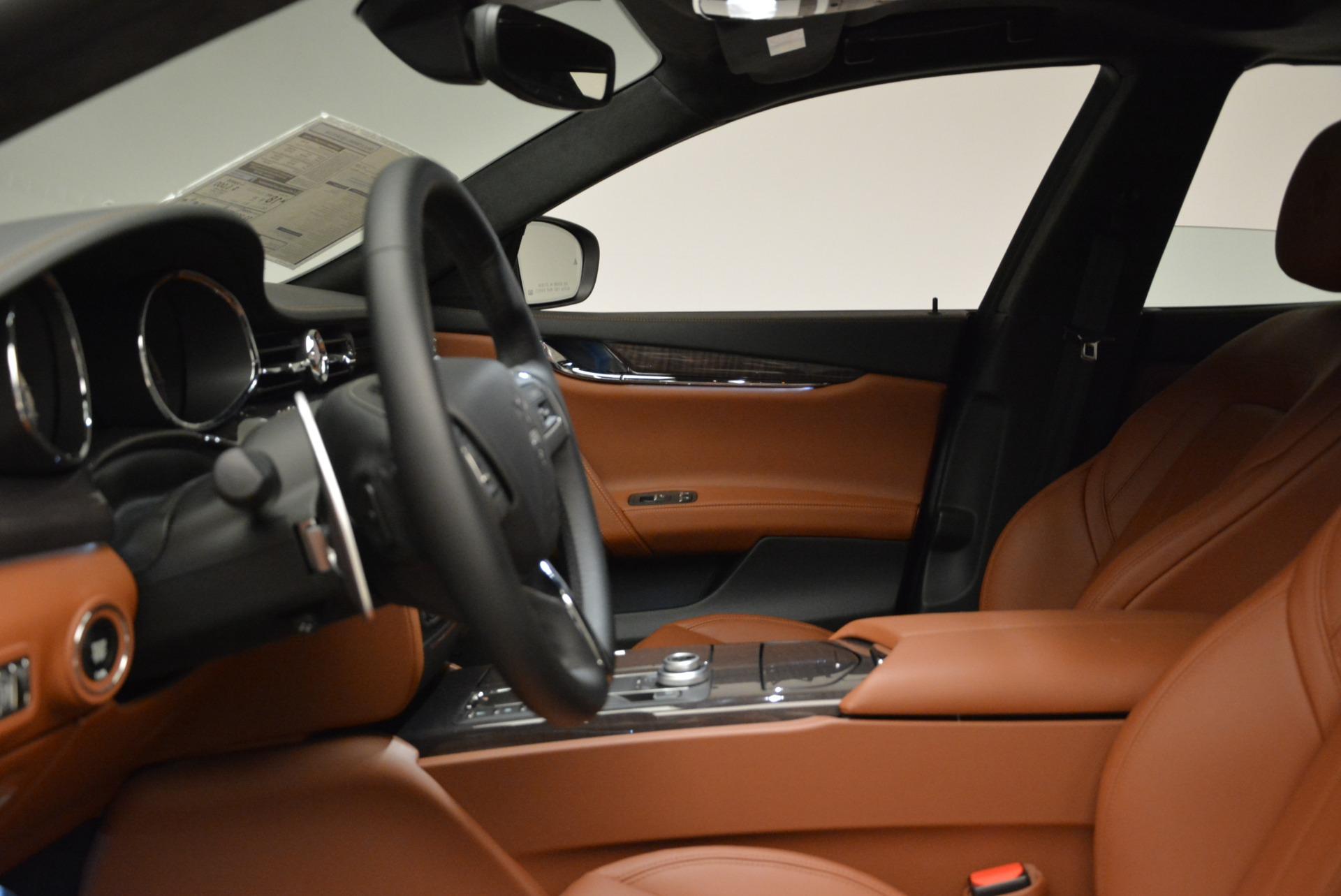 New 2018 Maserati Quattroporte S Q4 GranLusso For Sale In Greenwich, CT. Alfa Romeo of Greenwich, W550 1926_p15