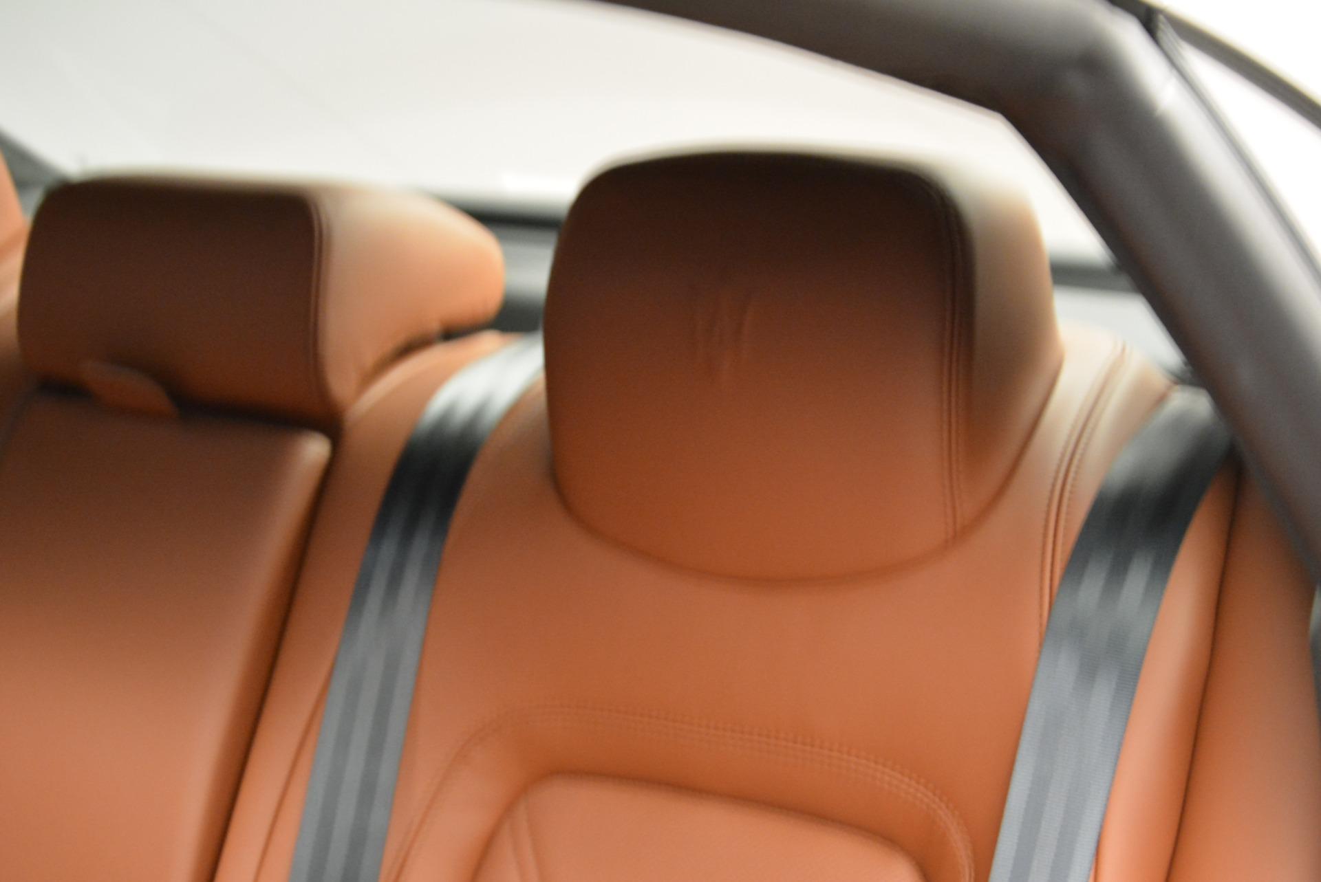 New 2018 Maserati Quattroporte S Q4 GranLusso For Sale In Greenwich, CT. Alfa Romeo of Greenwich, W550 1926_p17