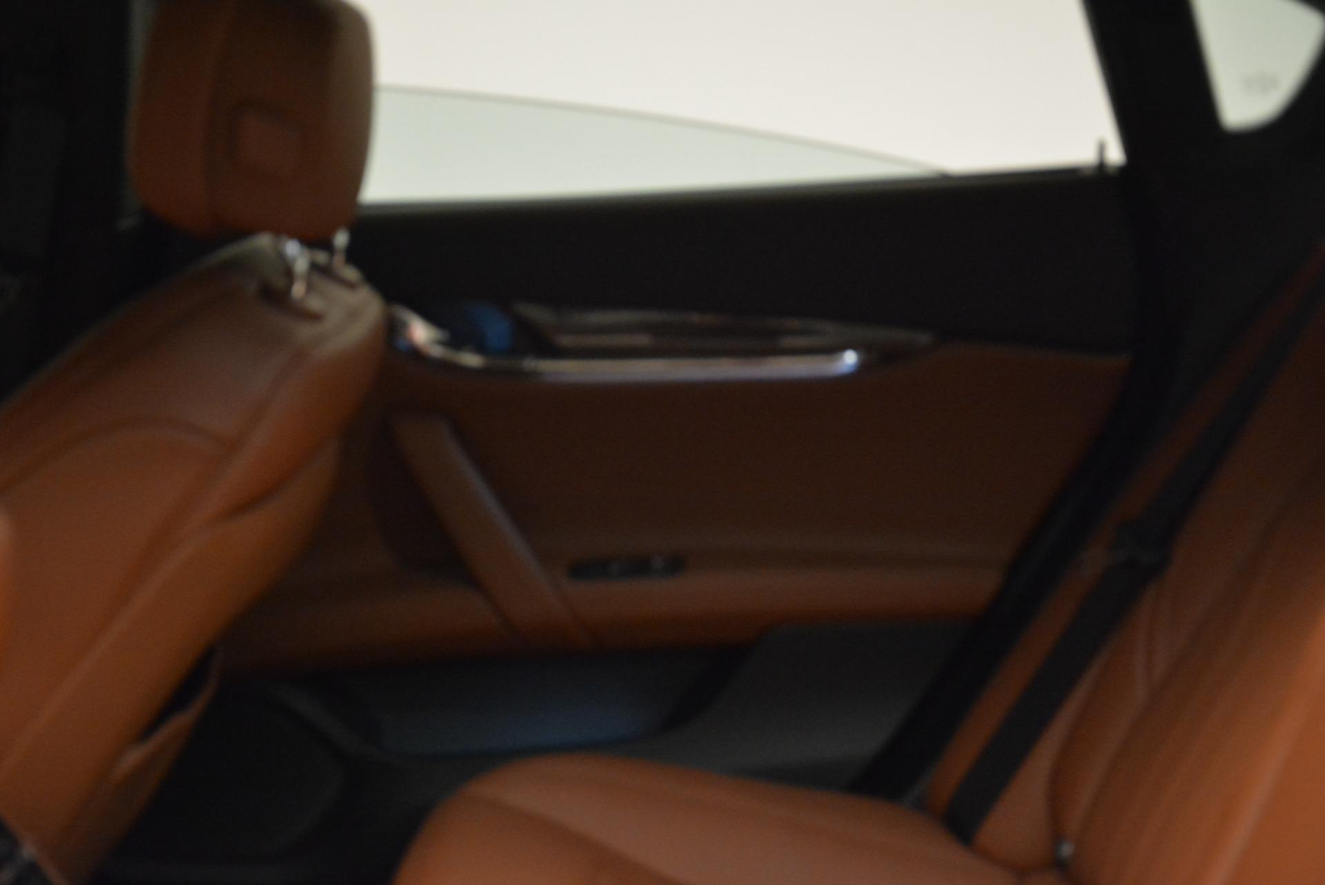 New 2018 Maserati Quattroporte S Q4 GranLusso For Sale In Greenwich, CT. Alfa Romeo of Greenwich, W550 1926_p18