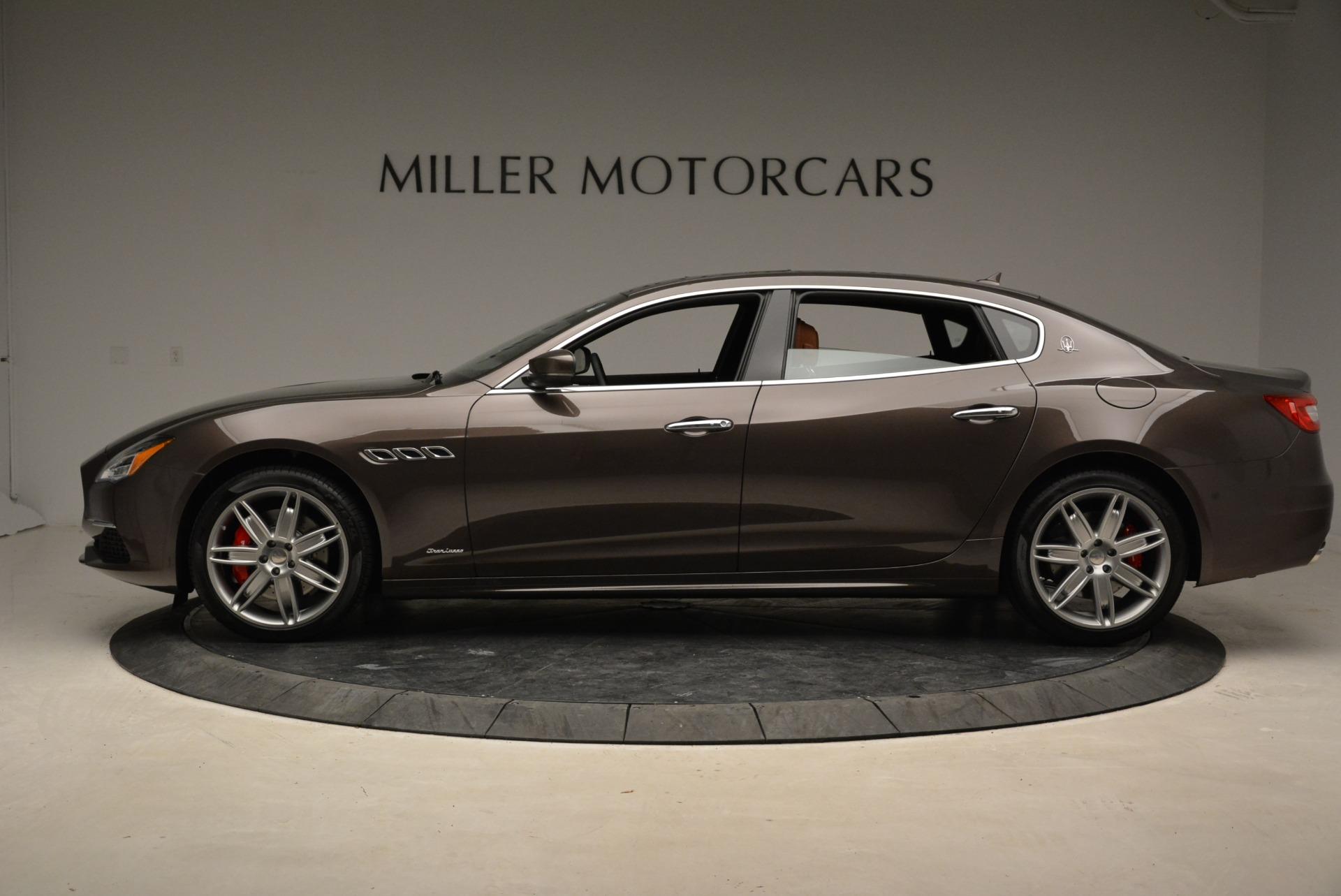 New 2018 Maserati Quattroporte S Q4 GranLusso For Sale In Greenwich, CT. Alfa Romeo of Greenwich, W550 1926_p4