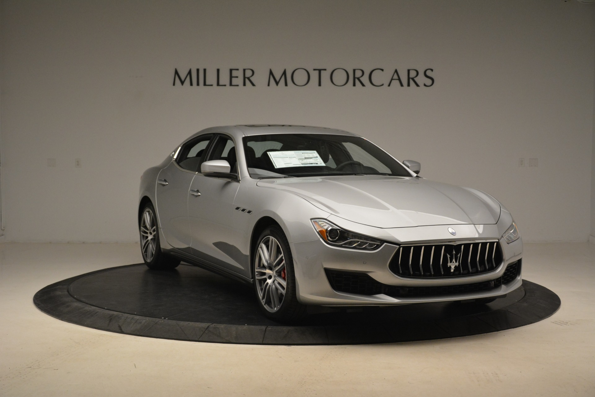Used 2018 Maserati Ghibli S Q4 For Sale In Greenwich, CT. Alfa Romeo of Greenwich, M2033 1929_p10