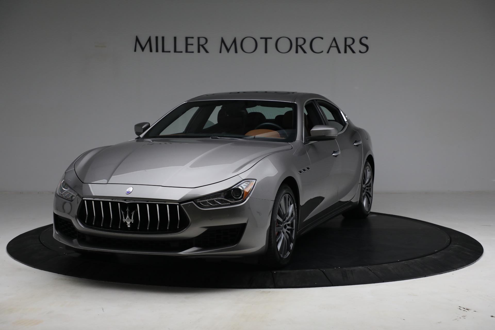 New 2018 Maserati Ghibli S Q4 For Sale In Greenwich, CT. Alfa Romeo of Greenwich, M2029 1930_main