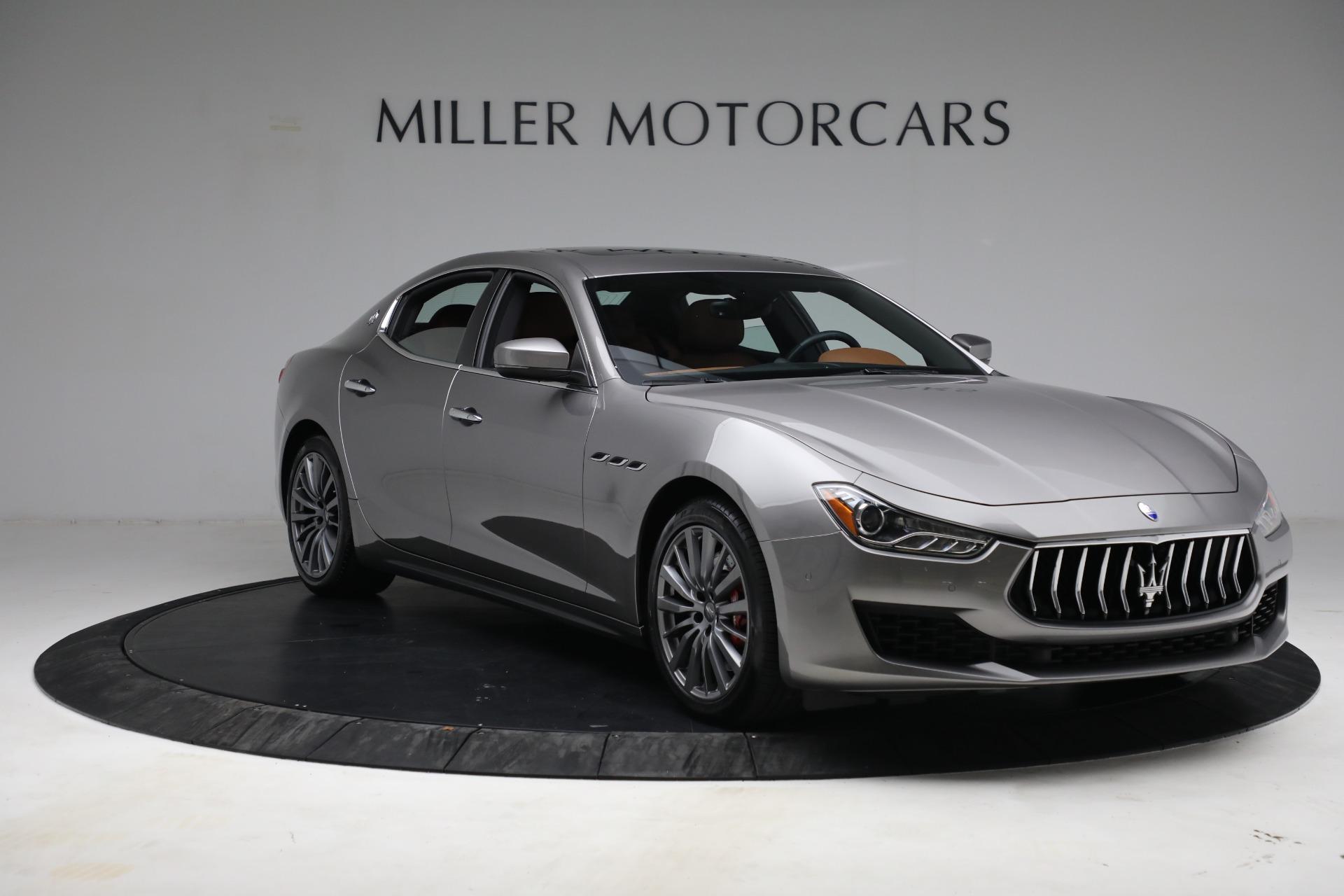 New 2018 Maserati Ghibli S Q4 For Sale In Greenwich, CT. Alfa Romeo of Greenwich, M2029 1930_p11