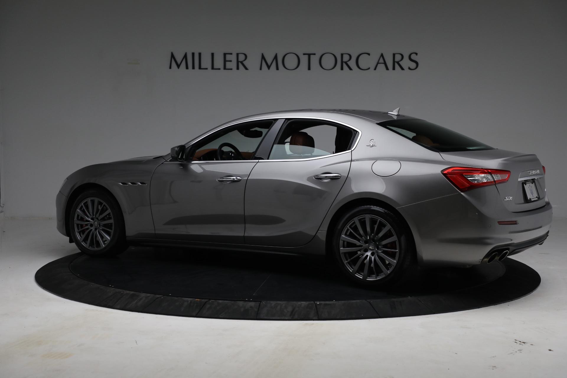 New 2018 Maserati Ghibli S Q4 For Sale In Greenwich, CT. Alfa Romeo of Greenwich, M2029 1930_p4