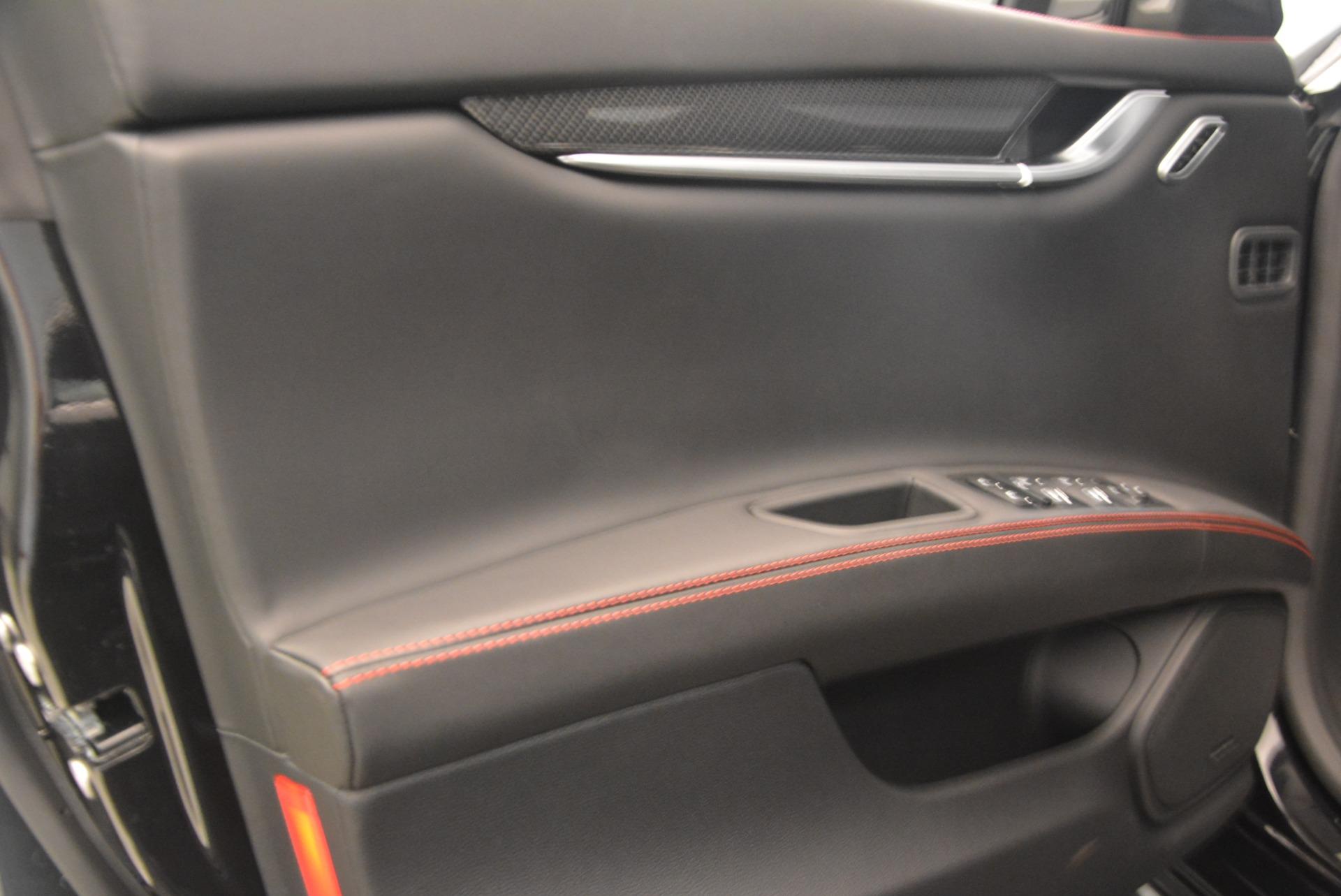 New 2018 Maserati Ghibli S Q4 GranSport For Sale In Greenwich, CT. Alfa Romeo of Greenwich, M2030 1931_p18