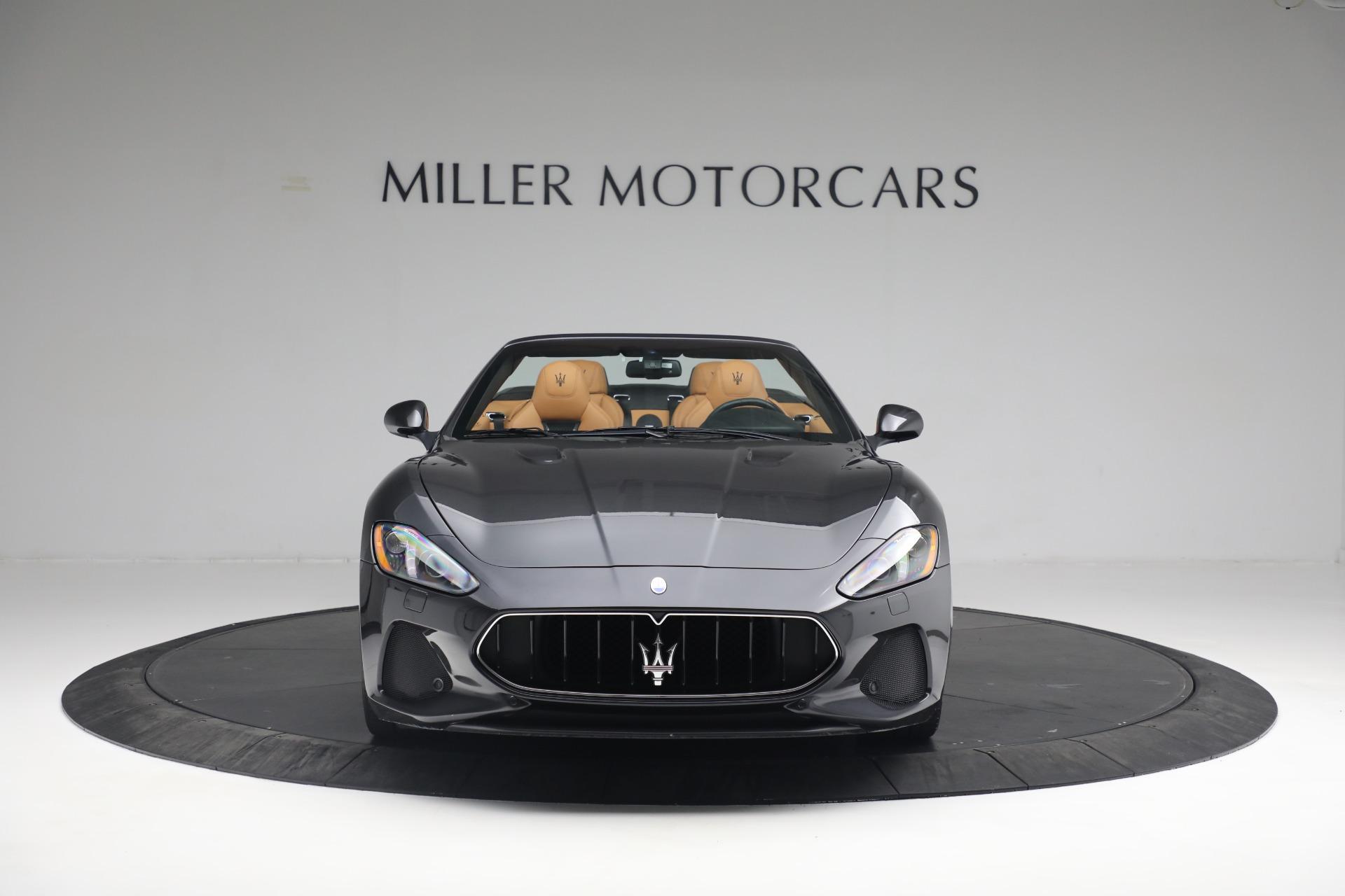 New 2018 Maserati GranTurismo MC Convertible For Sale In Greenwich, CT. Alfa Romeo of Greenwich, M2032 1933_p12