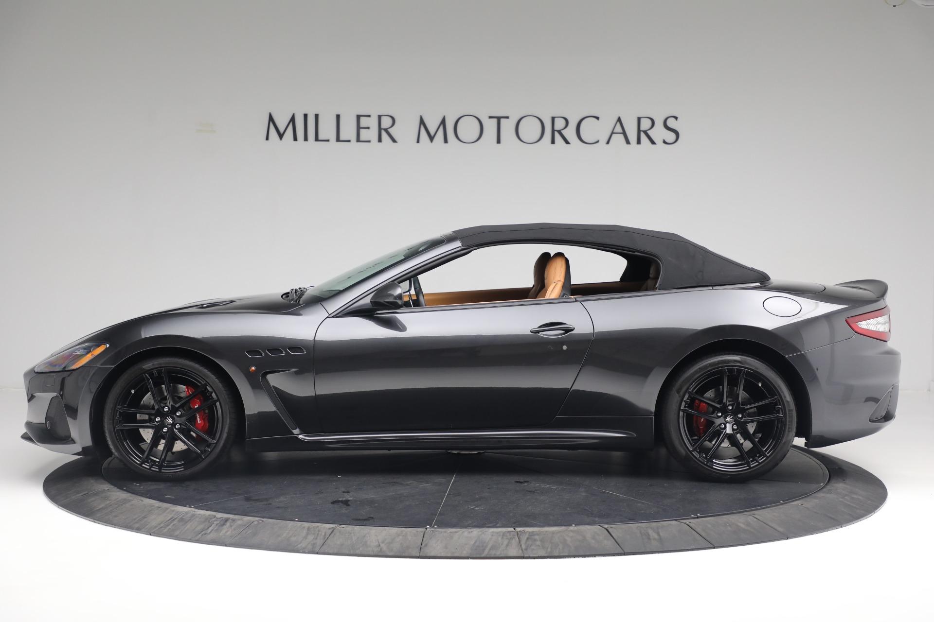 New 2018 Maserati GranTurismo MC Convertible For Sale In Greenwich, CT. Alfa Romeo of Greenwich, M2032 1933_p14