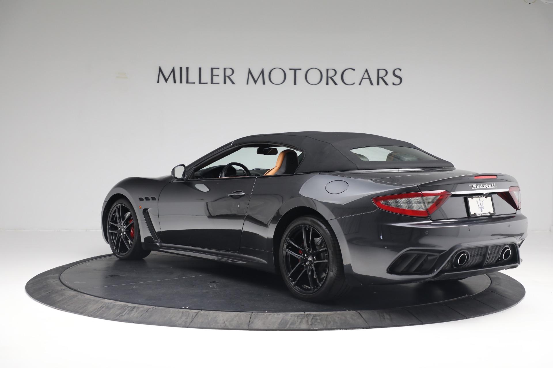 New 2018 Maserati GranTurismo MC Convertible For Sale In Greenwich, CT. Alfa Romeo of Greenwich, M2032 1933_p15