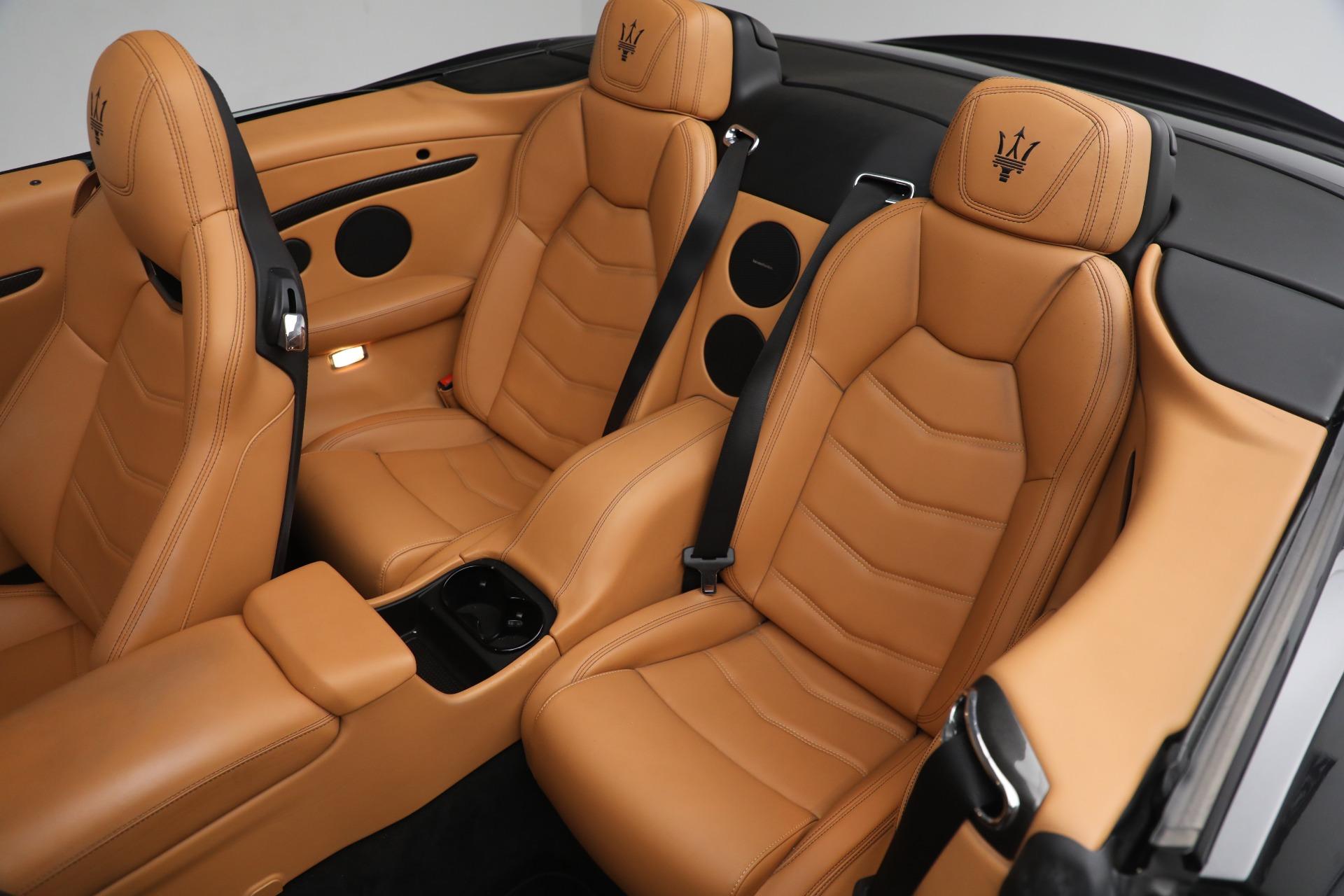 New 2018 Maserati GranTurismo MC Convertible For Sale In Greenwich, CT. Alfa Romeo of Greenwich, M2032 1933_p22