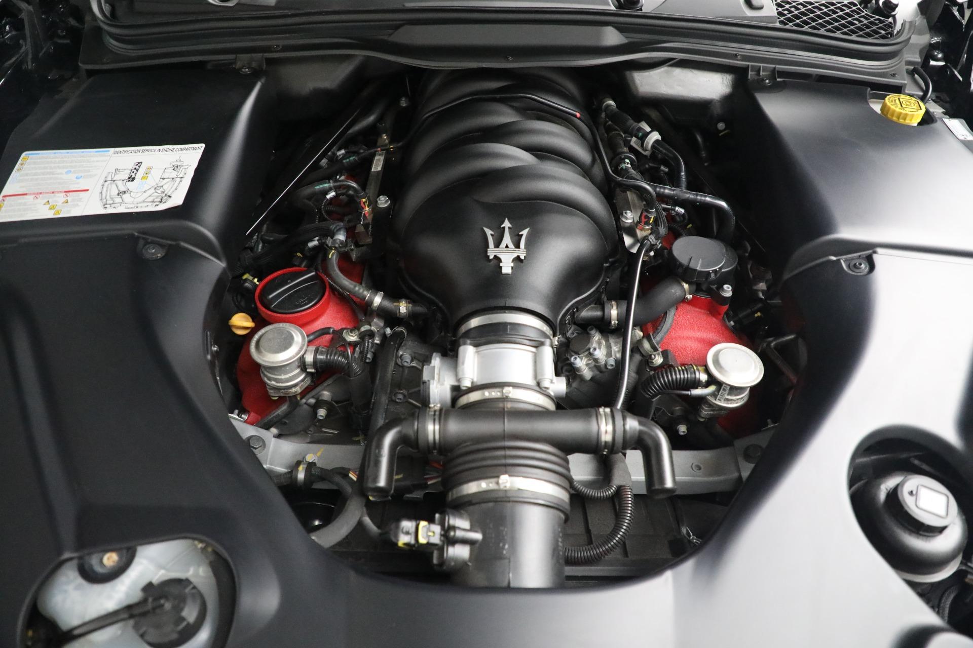 New 2018 Maserati GranTurismo MC Convertible For Sale In Greenwich, CT. Alfa Romeo of Greenwich, M2032 1933_p27