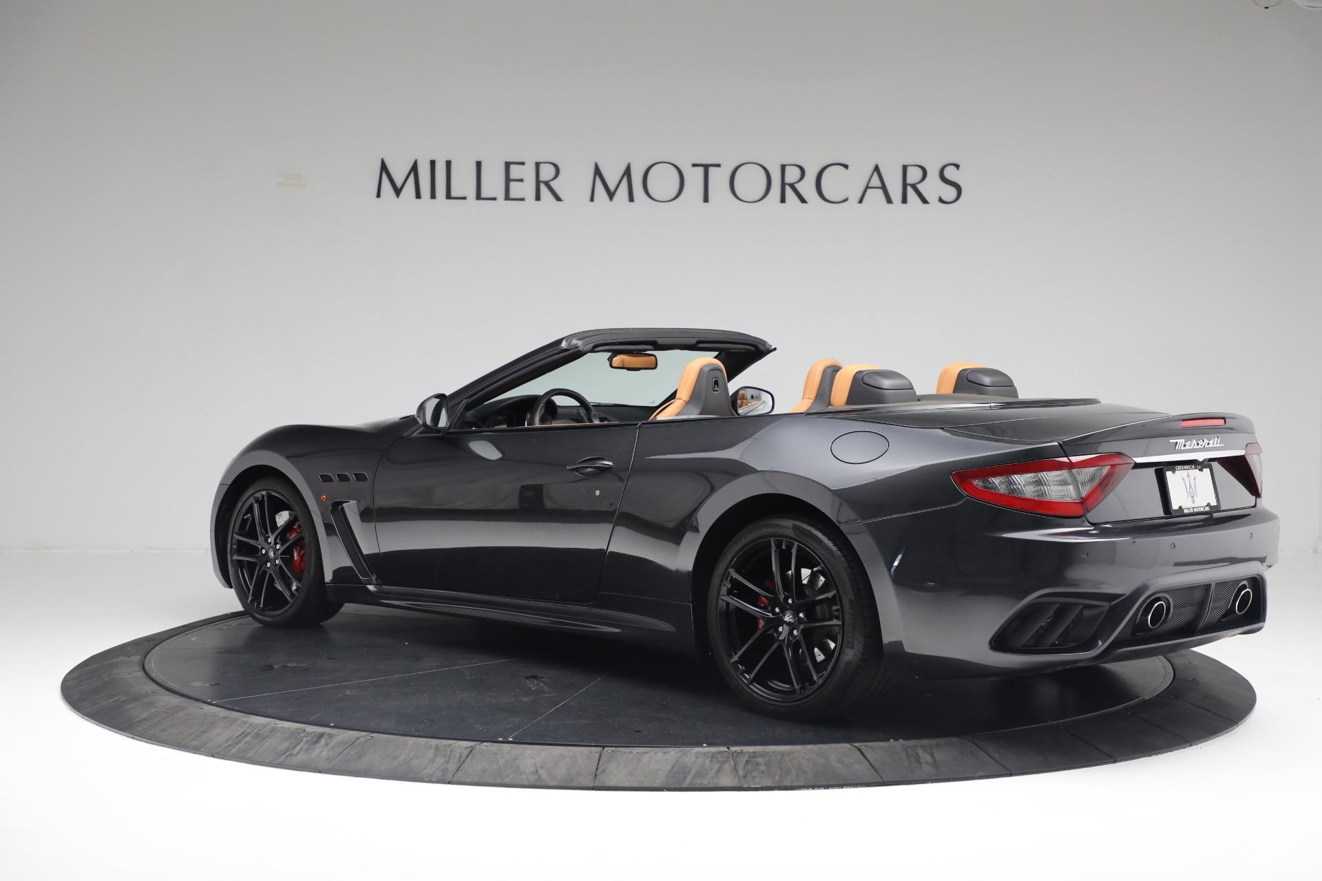New 2018 Maserati GranTurismo MC Convertible For Sale In Greenwich, CT. Alfa Romeo of Greenwich, M2032 1933_p4